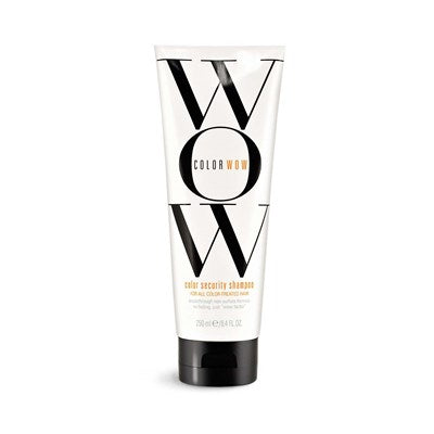 Color Wow Color Security Shampoo for Color Treated Hair, 8.4 oz