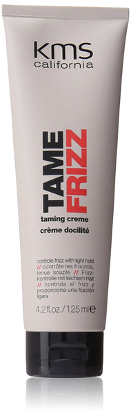 KMS California Tame Frizz Taming Creme, 4.2 Fluid Ounce