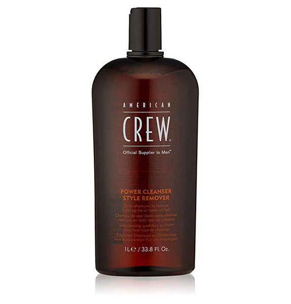 American Crew Power Cleanser Style Remover Shampoo, 33.8 oz