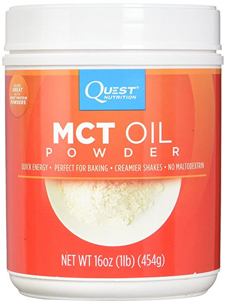 Quest Nutrition MCT OIL POWDER, 454grams