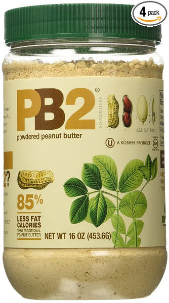 PB2 Regular 1 lb Jar, 16 Ounce