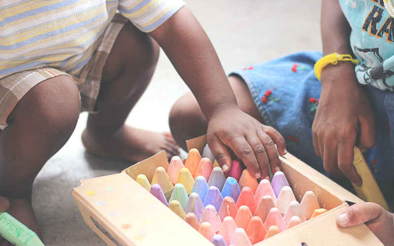 Fostering Your Tyke's Creativity and Making Art Matter