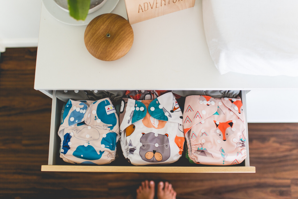 The ultimate guide to cloth diapering