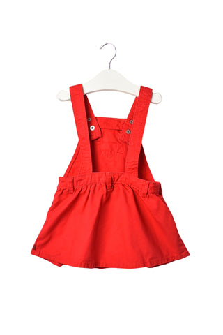 Overall dress 6M