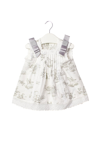 Dress with Bloomer 6M