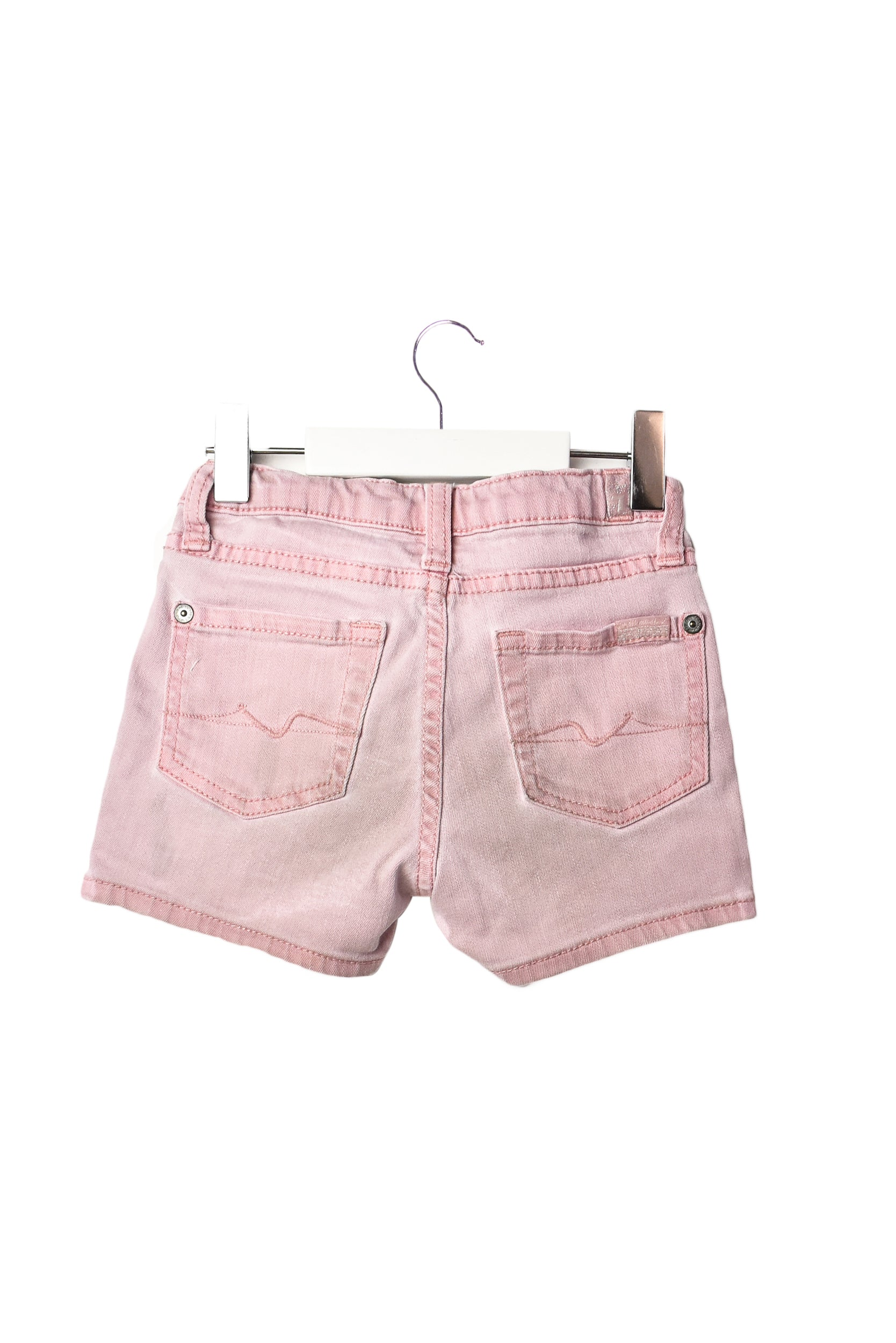 10006258 7 For All Mankind Kids~Shorts 4T at Retykle