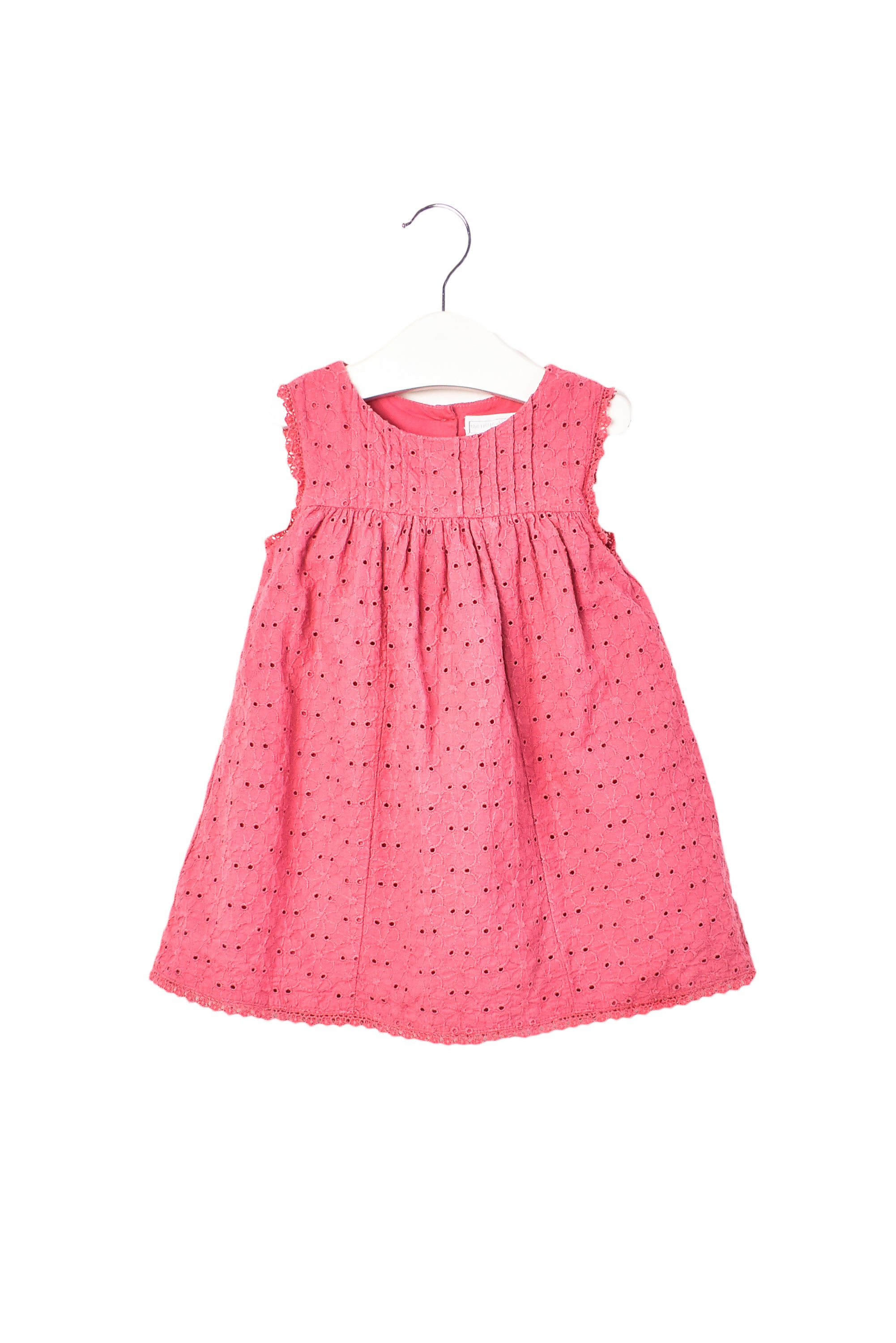 10006302 The Little White Company Baby~Dress 6-9M at Retykle