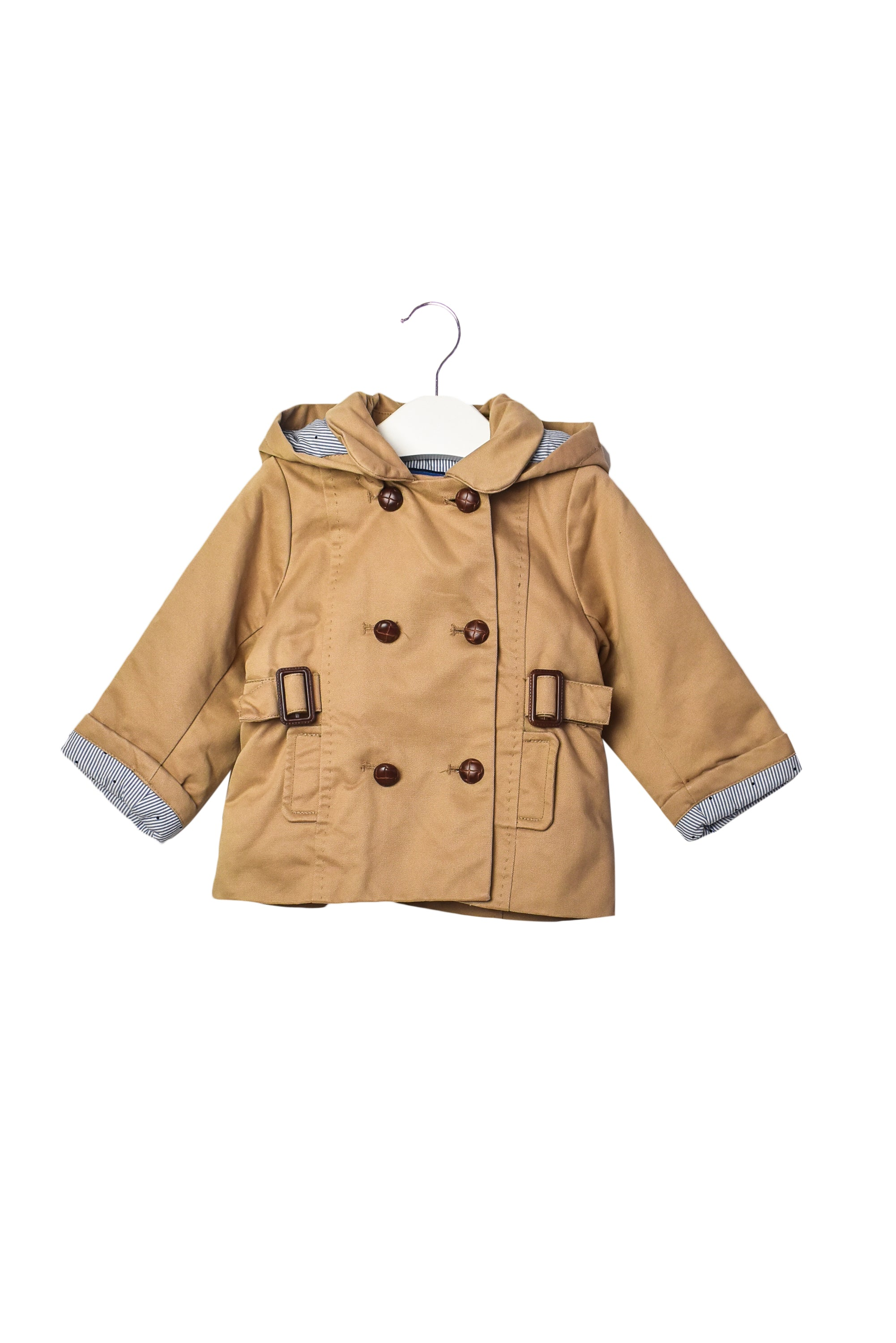 10006639 Jacadi Baby~Coat 12M at Retykle