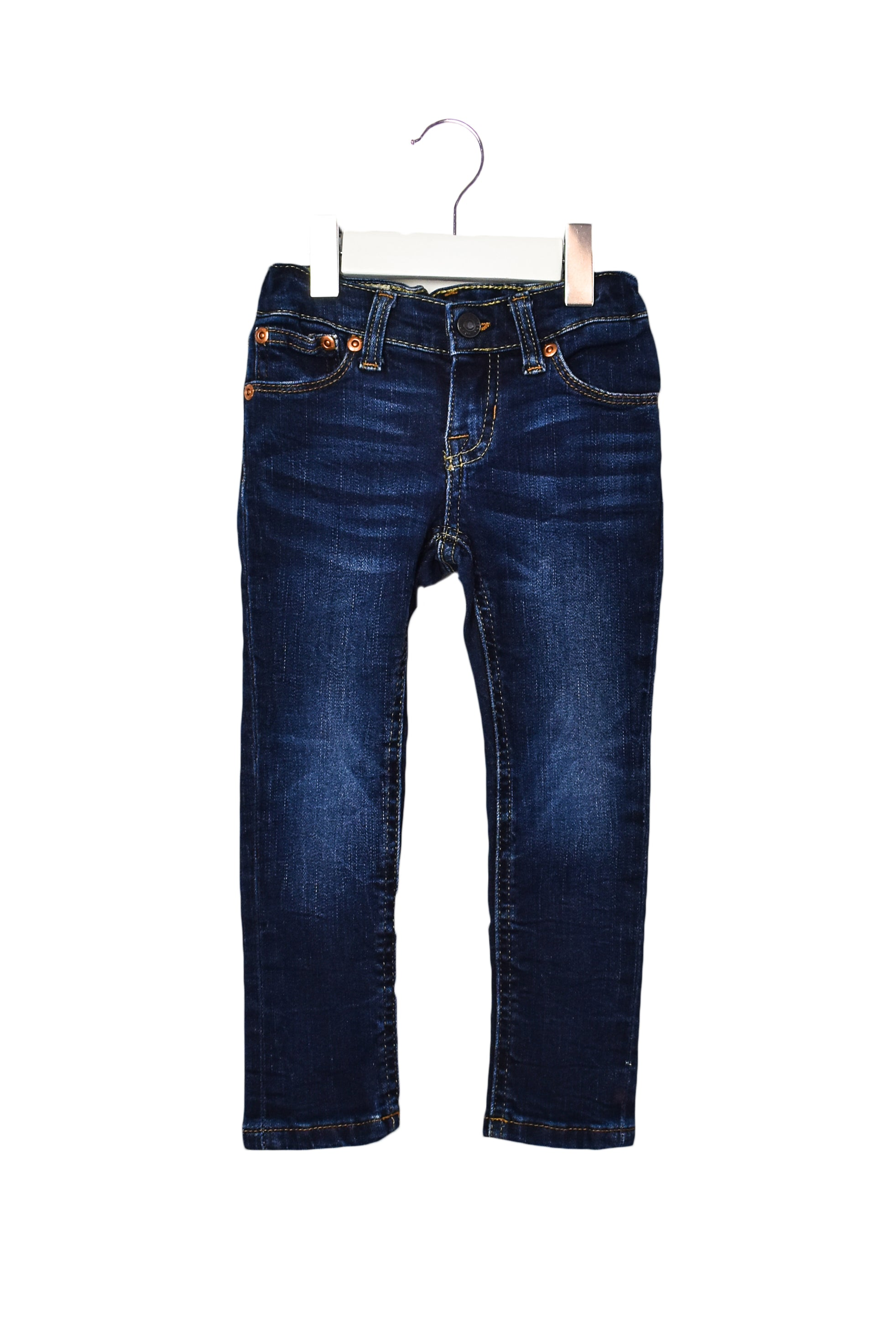 10006657 Polo Ralph Lauren Kids~Jeans 3T at Retykle