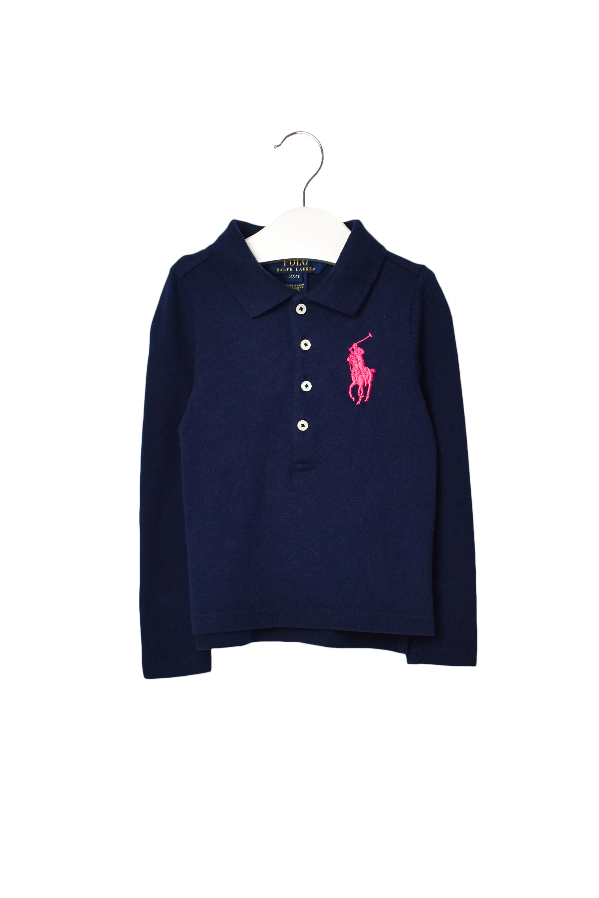 10006670 Polo Ralph Lauren Kids~Polo 2T at Retykle