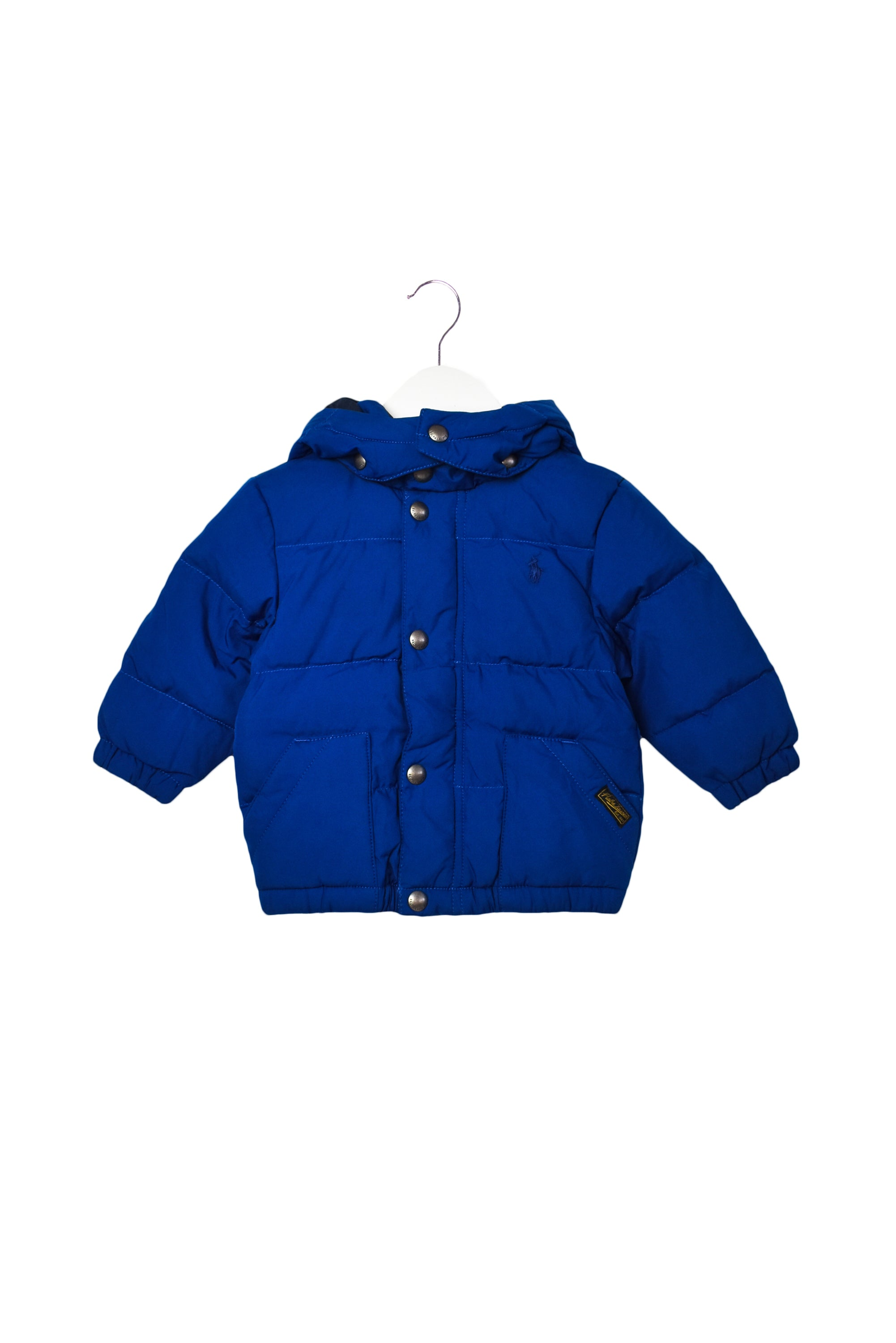 10006672 Ralph Lauren Baby~Puffer Jacket 18M at Retykle