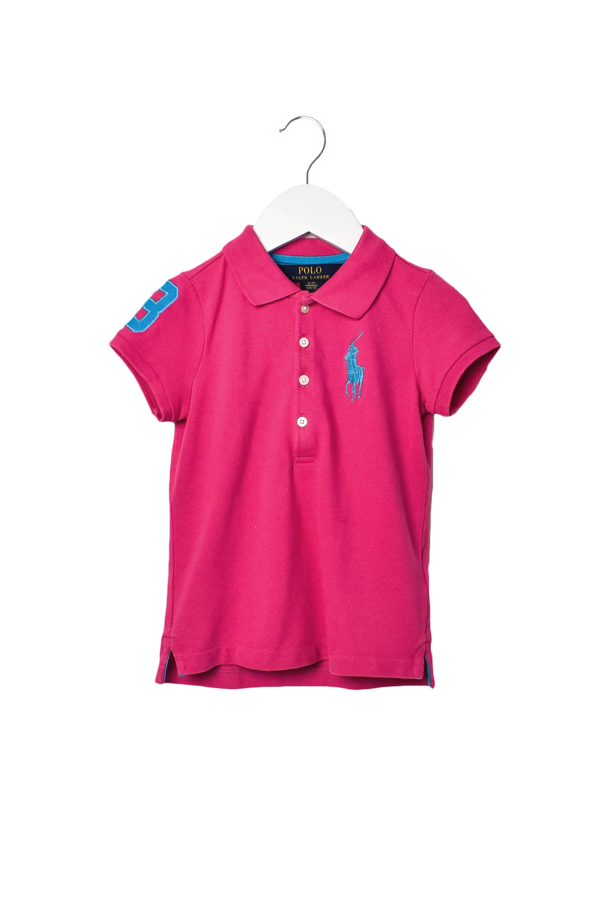 10006681 Polo Ralph Lauren Kids~Polo 3T at Retykle