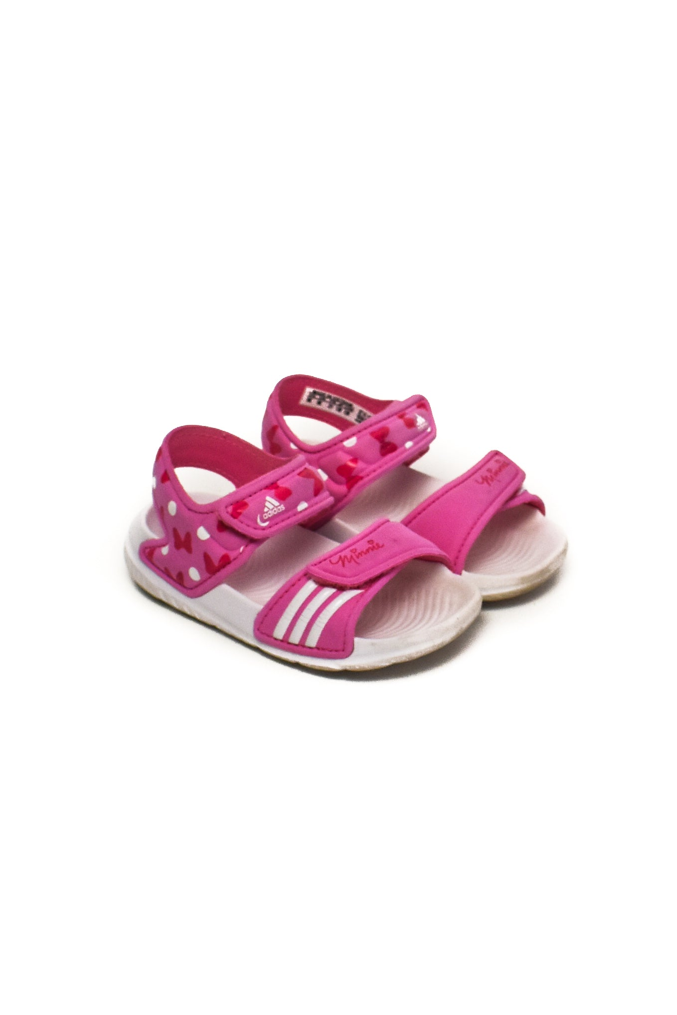 10006714 Adidas Kids~ Sandals 12-18M (EU 21) at Retykle