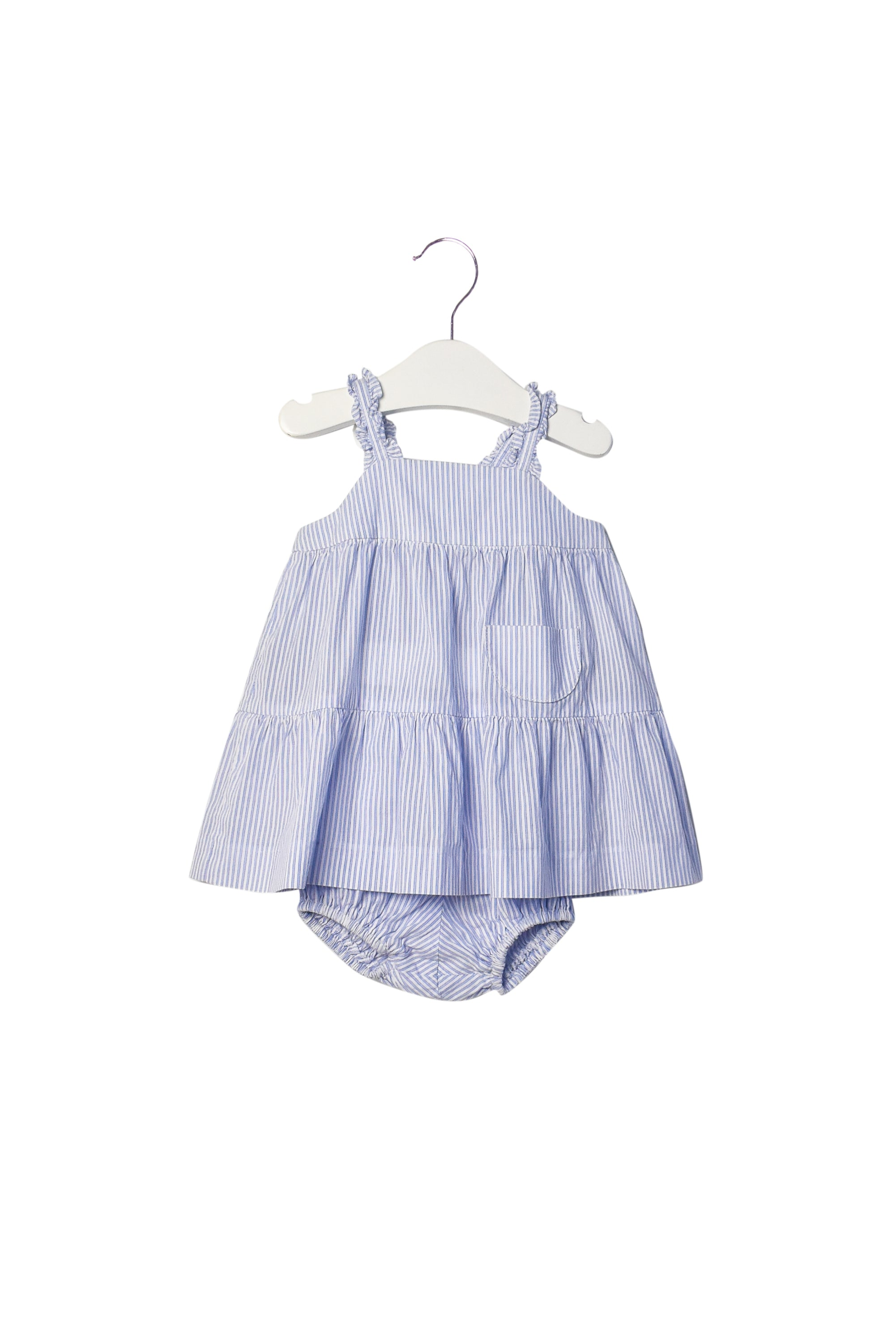 10006794 Poeme Baby~Dress and Bloomer 3M at Retykle