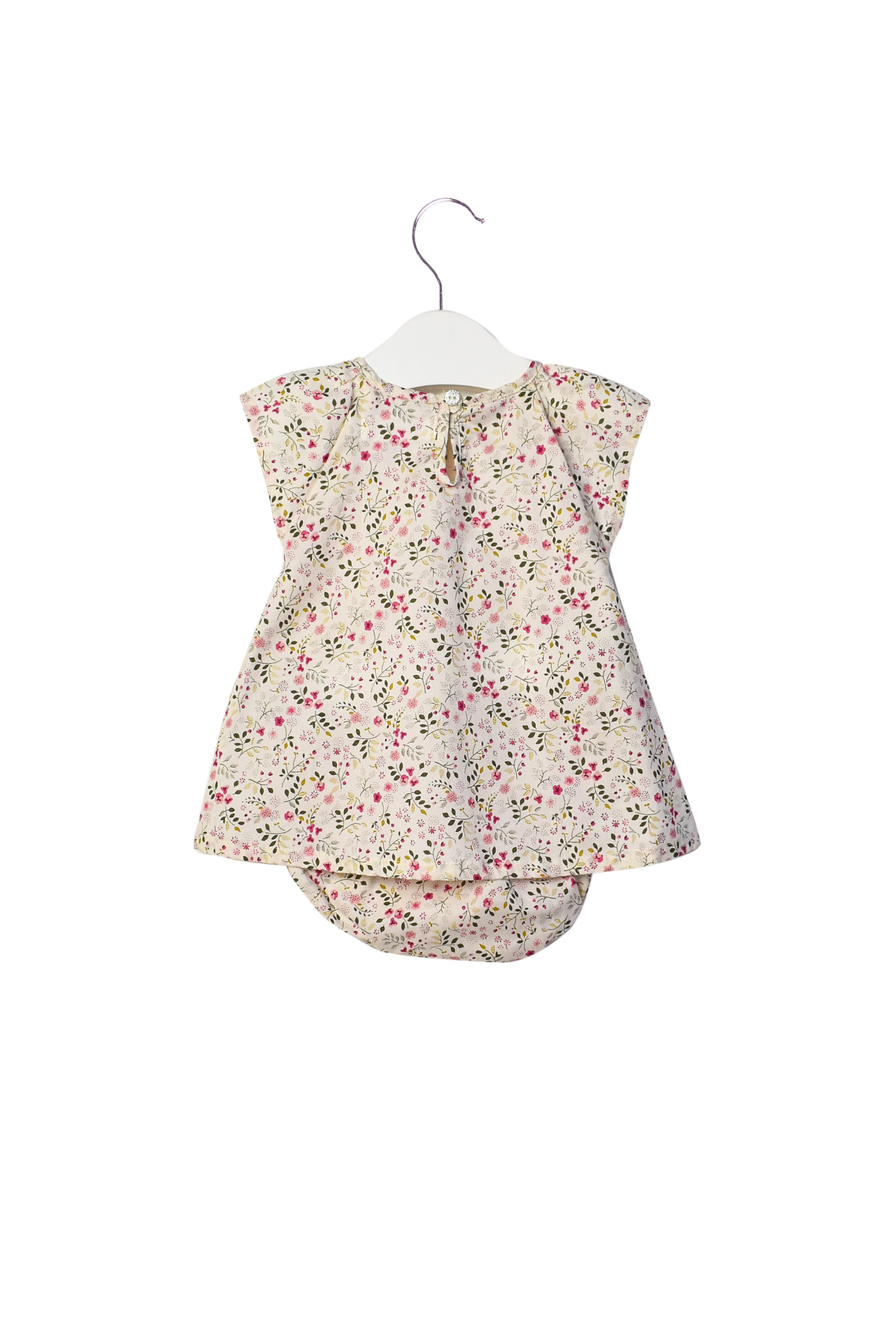 10006812 Little Mercerie Baby~Dress and Bloomer 3M at Retykle