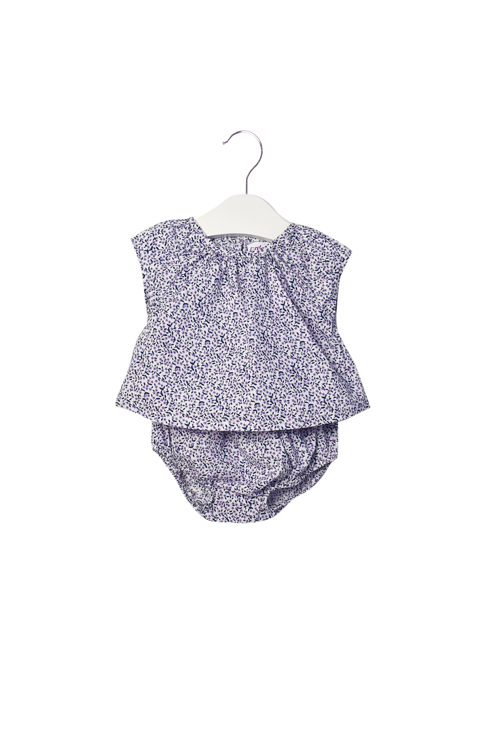 10006813 Little Mercerie Baby~Top and Bloomer 3M at Retykle