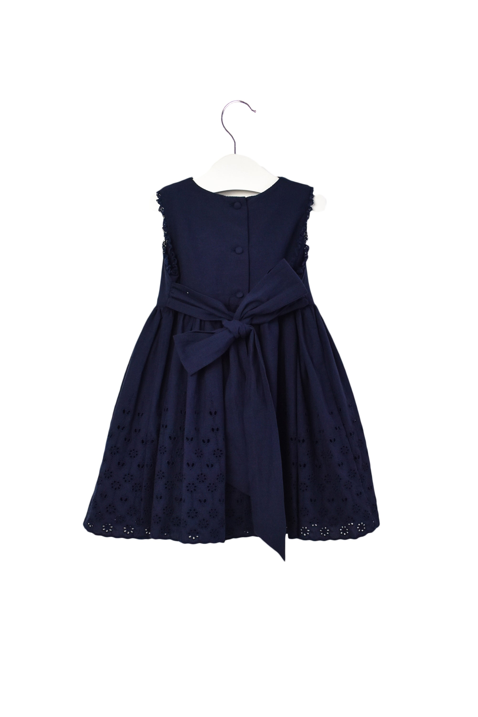 10006819 Ralph Lauren Baby~Dress and Bloomer 6M at Retykle