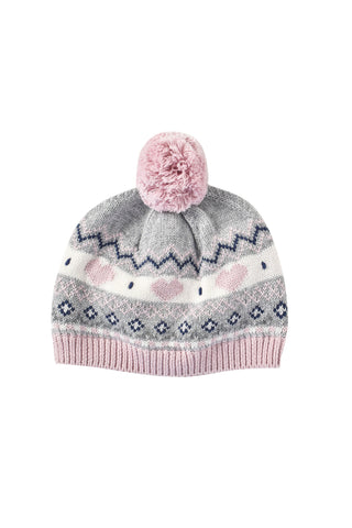 10010364 The Little White Company Baby ~ Beanie 0-6M