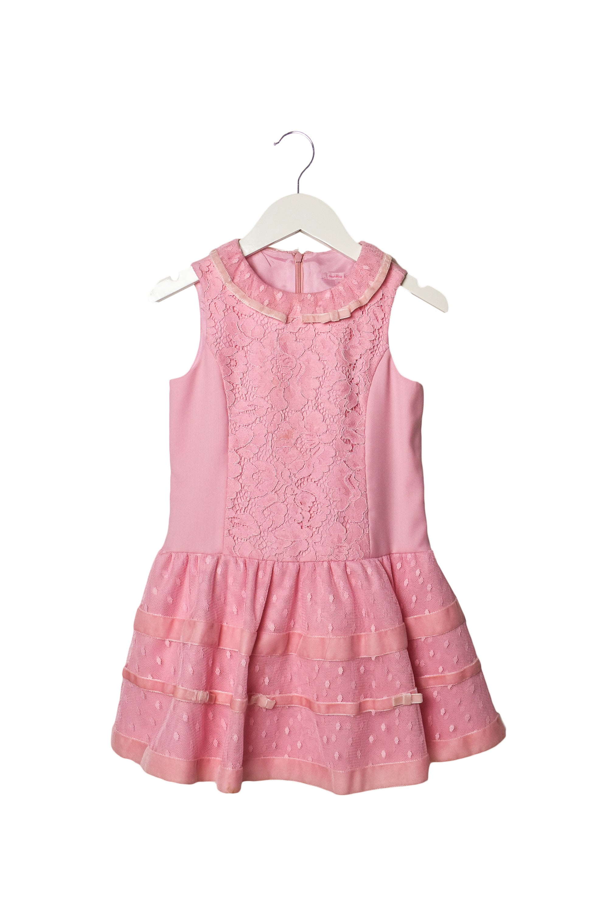 10006896 Nicholas & Bears Kids~Dress 6T at Retykle