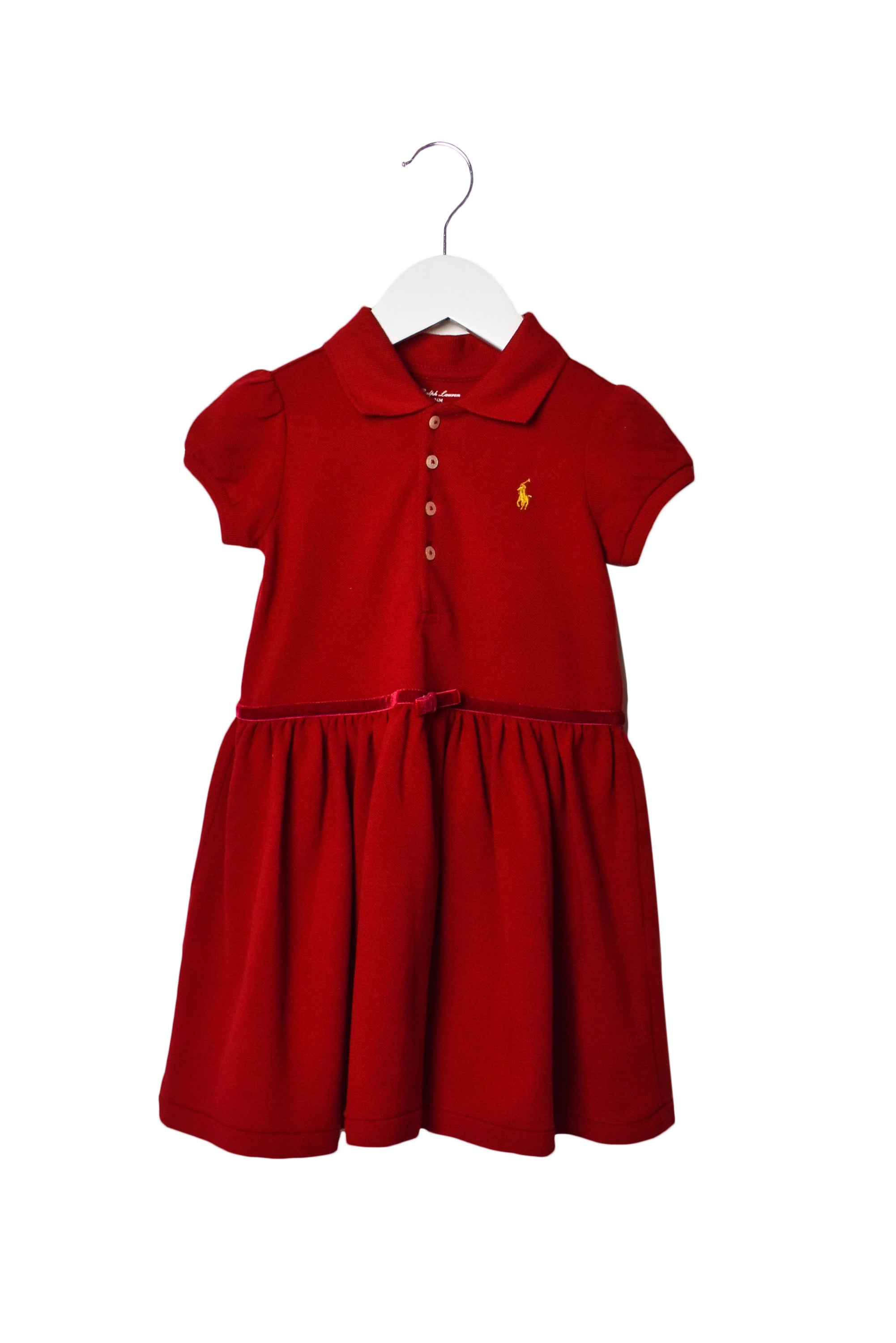 10006996 Ralph Lauren Kids~Dress and Bloomer 24M at Retykle