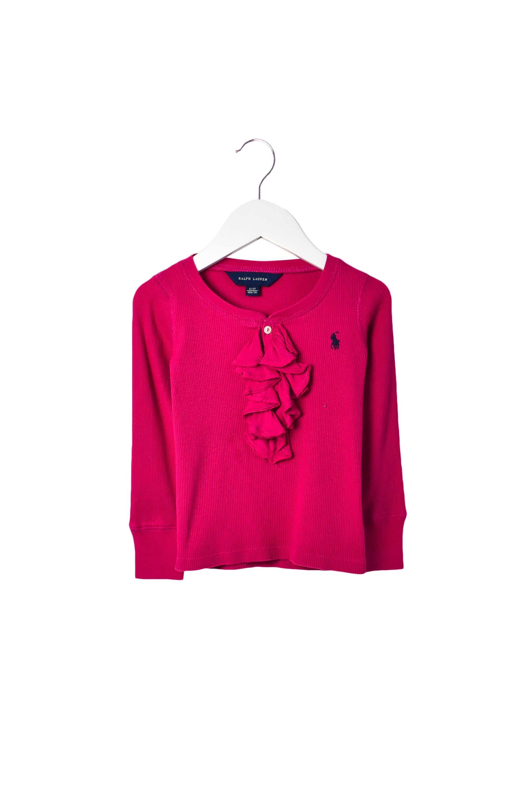 10007135 Polo Ralph Lauren Kids ~ Top 3T at Retykle