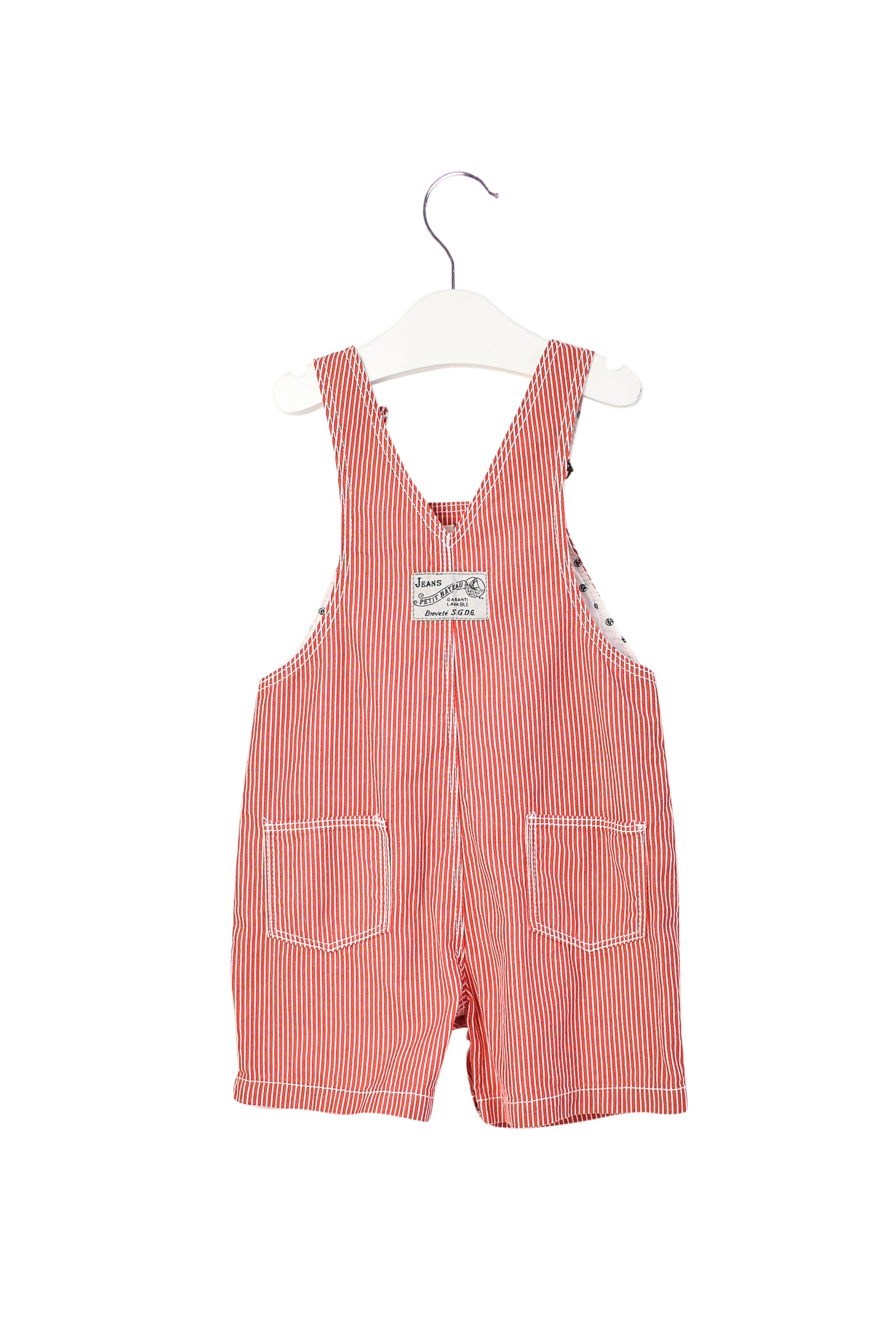 10007144 Petit Bateau Baby ~ Overall 6M at Retykle