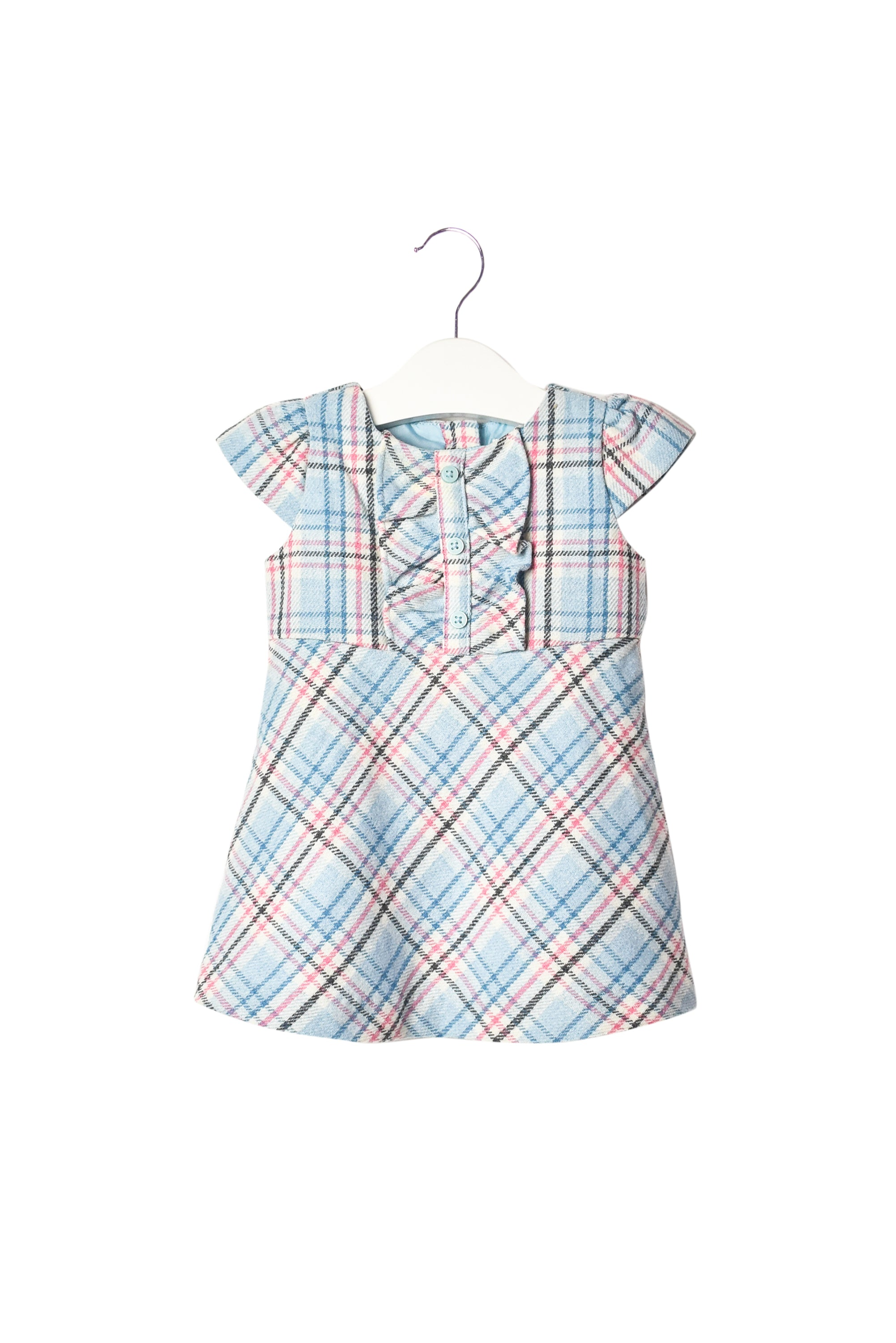 10007341 Janie & Jack Kids~ Dress and Bloomer 3-6M at Retykle
