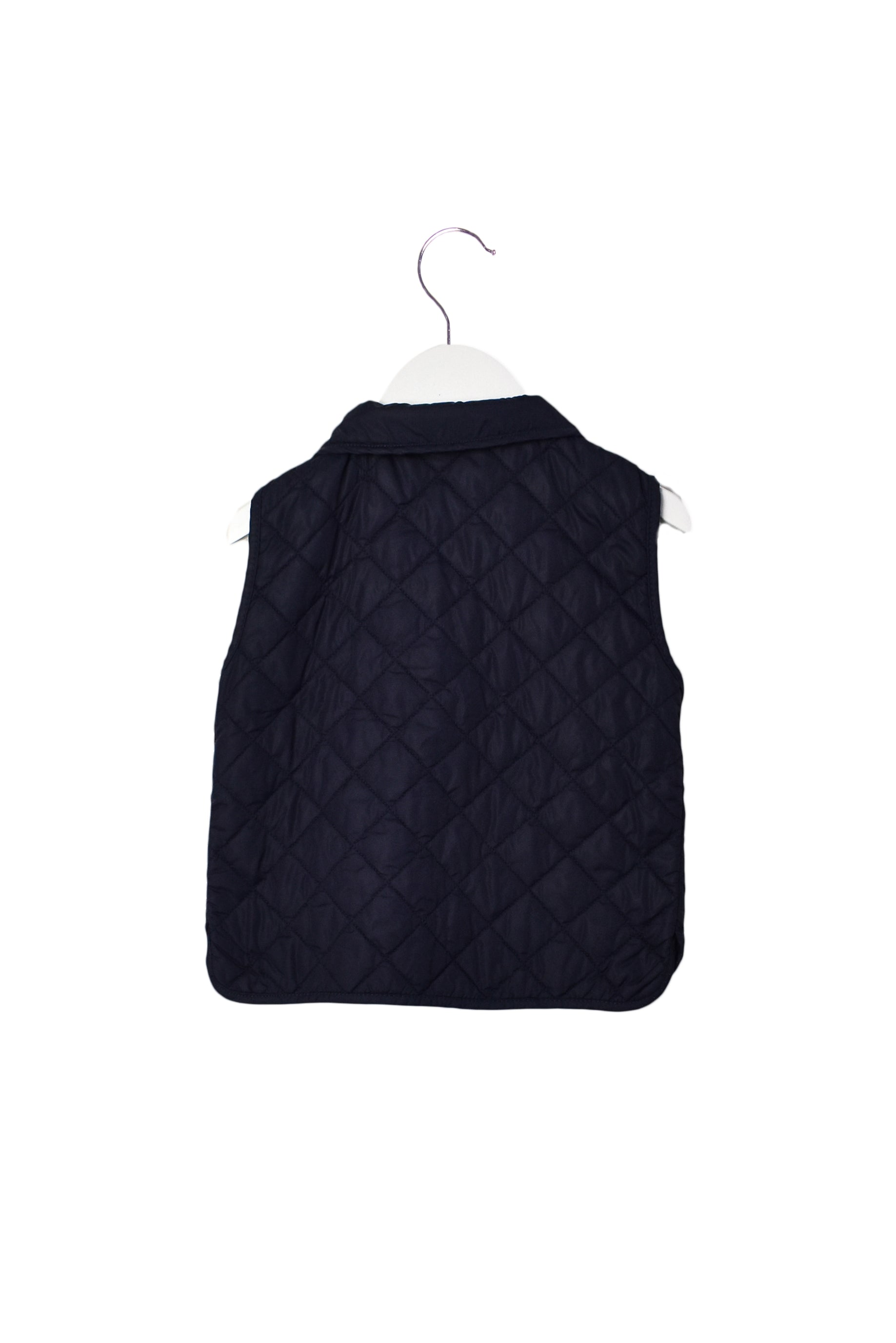 10007389 Moncler Kids ~ Puffer Vest 2T at Retykle