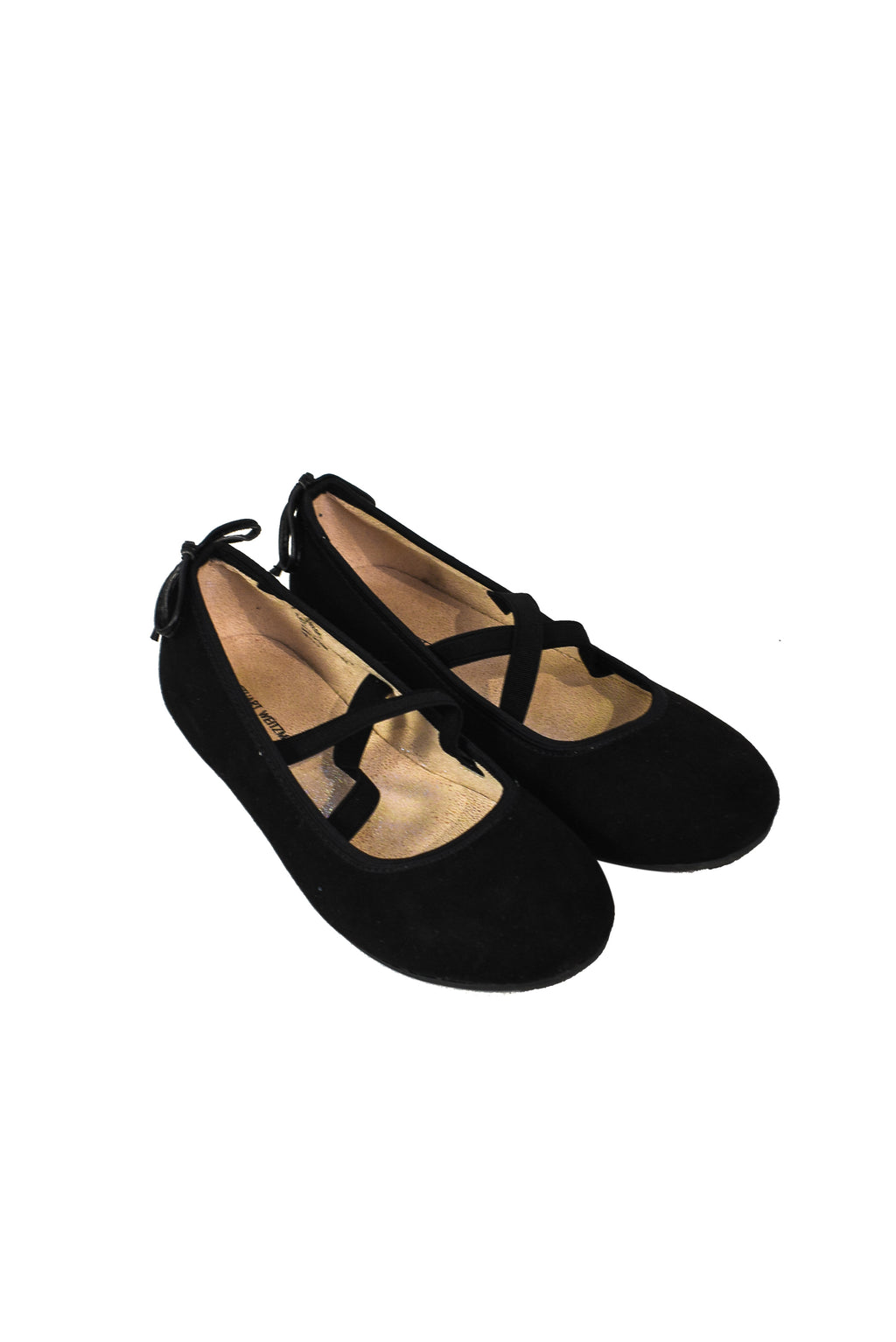 10043903 Stuart Weitzman Kids~Flats 8 (EU 33) at Retykle