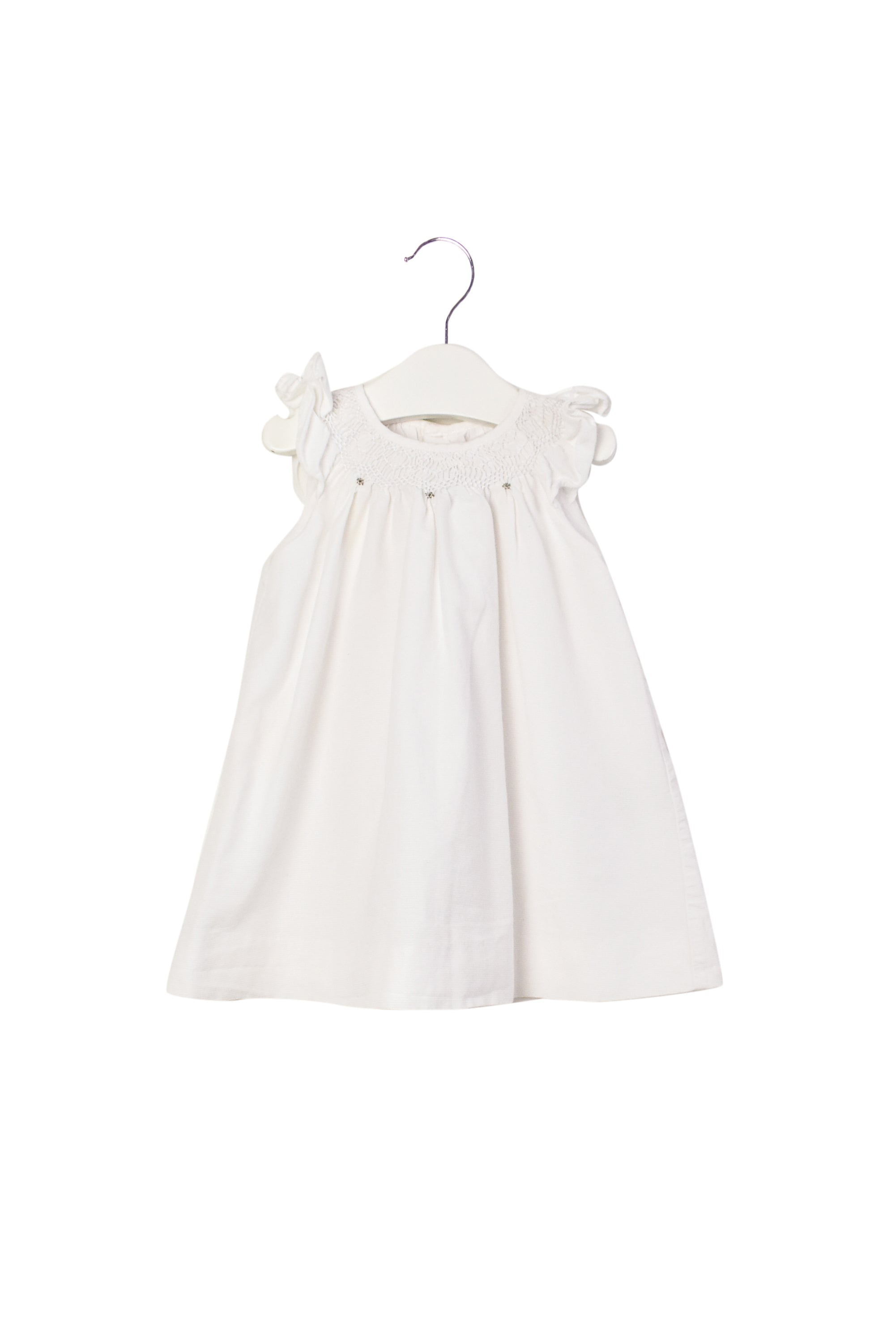 10007424 Jacadi Baby~ Dress and Bloomer 12M at Retykle