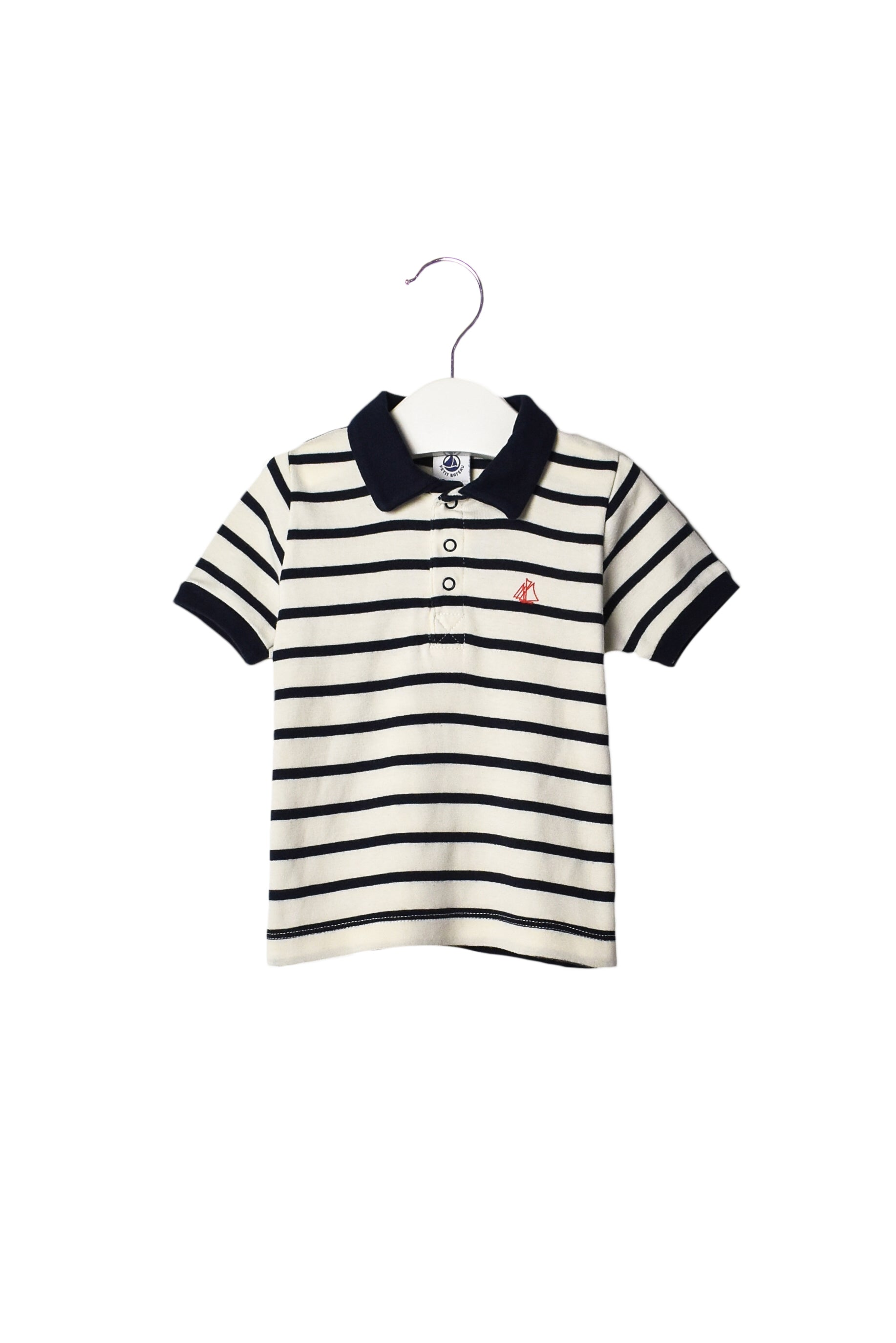 10007470 Petit Bateau Baby~ Top 18M at Retykle