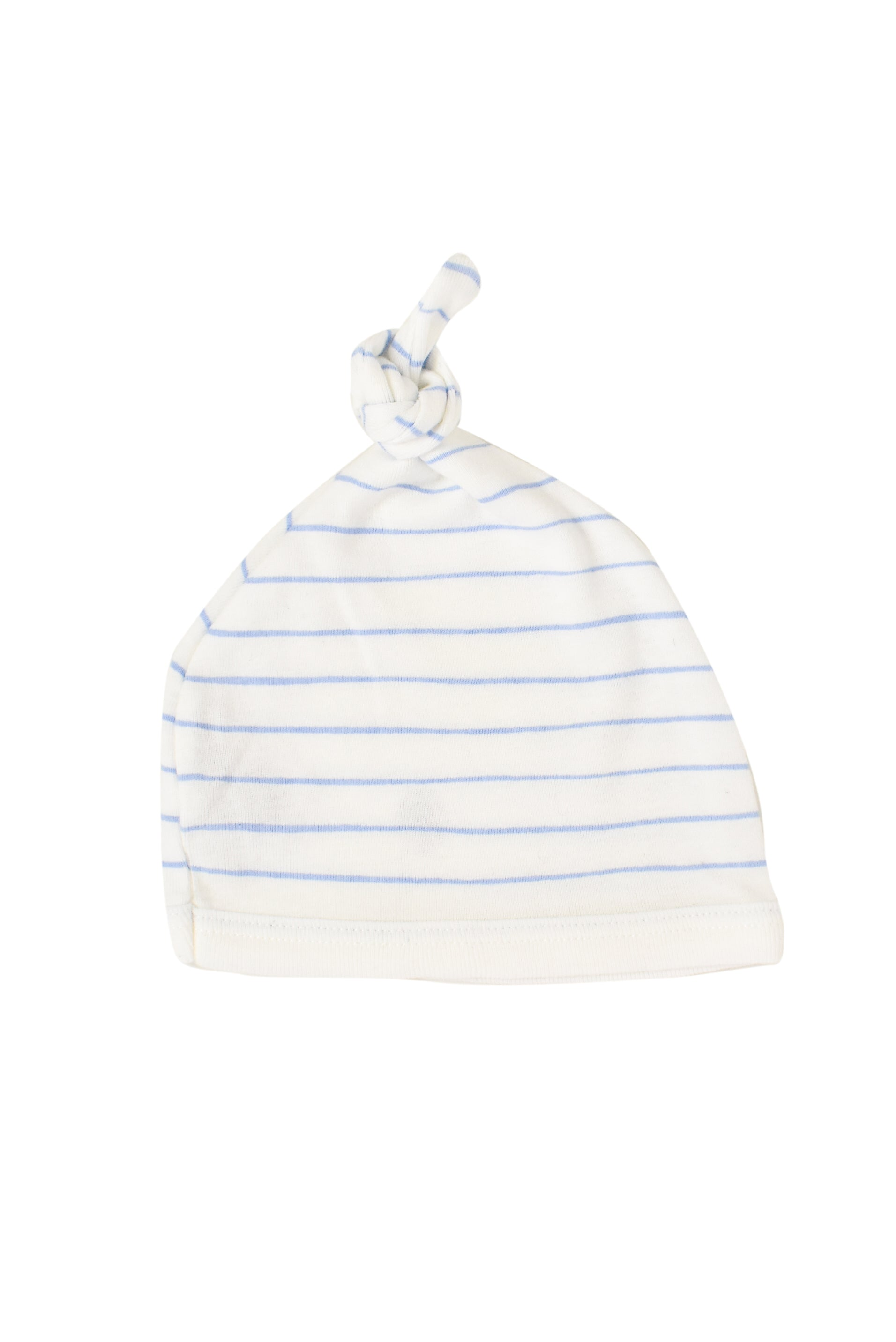 10007499 Petit Bateau Baby~ Hat and Bib 3M at Retykle