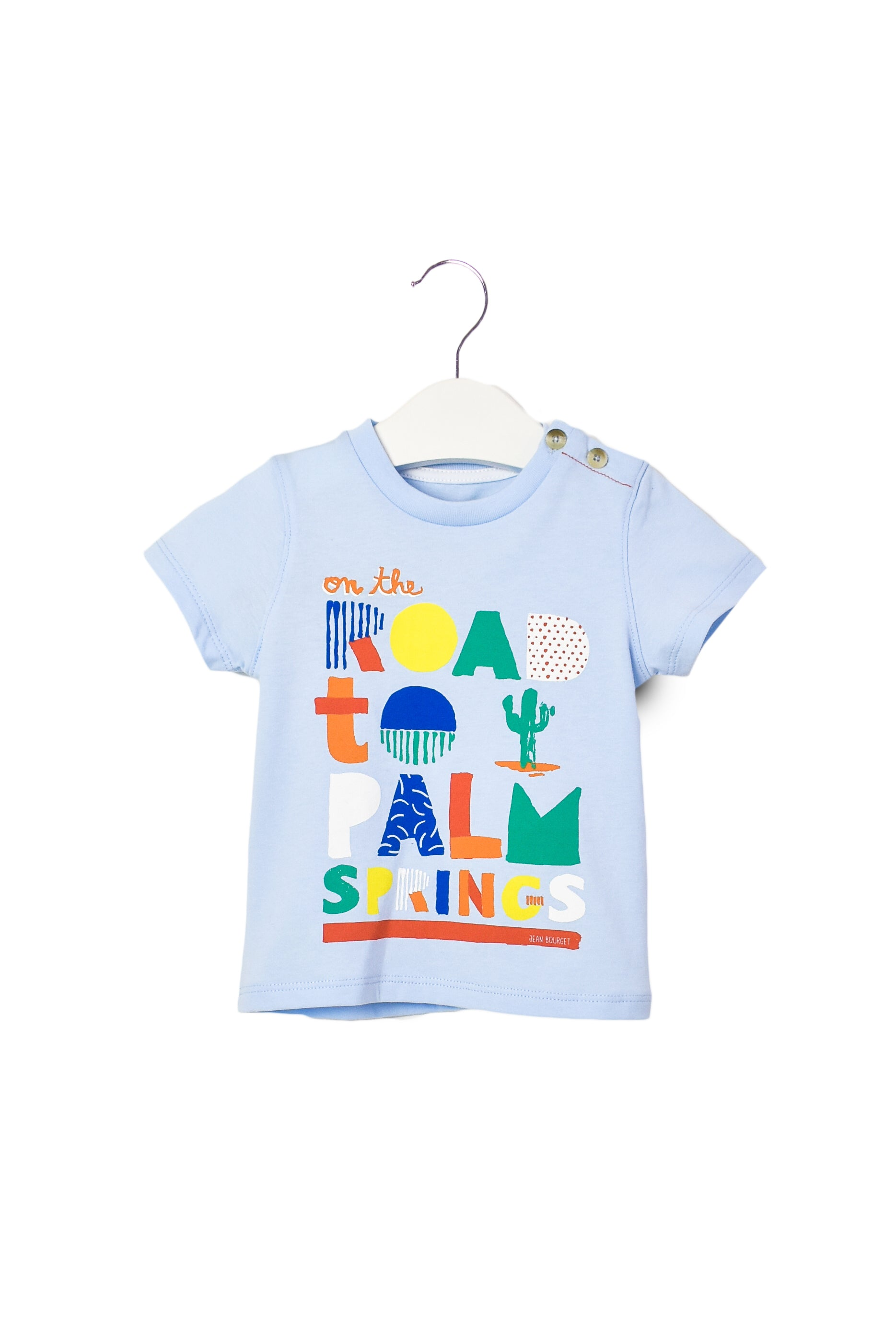 10007072 Jean Bourget Baby~T-Shirt 12M at Retykle