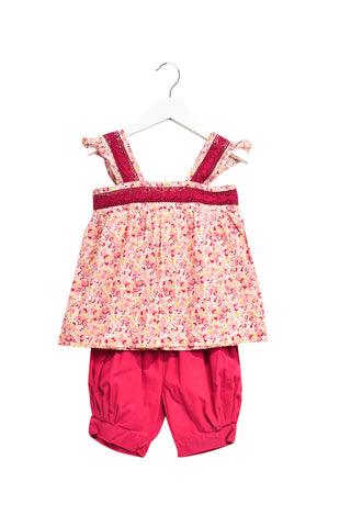 10020078 Jacadi Baby~Top and Pants Set 18-24M at Retykle
