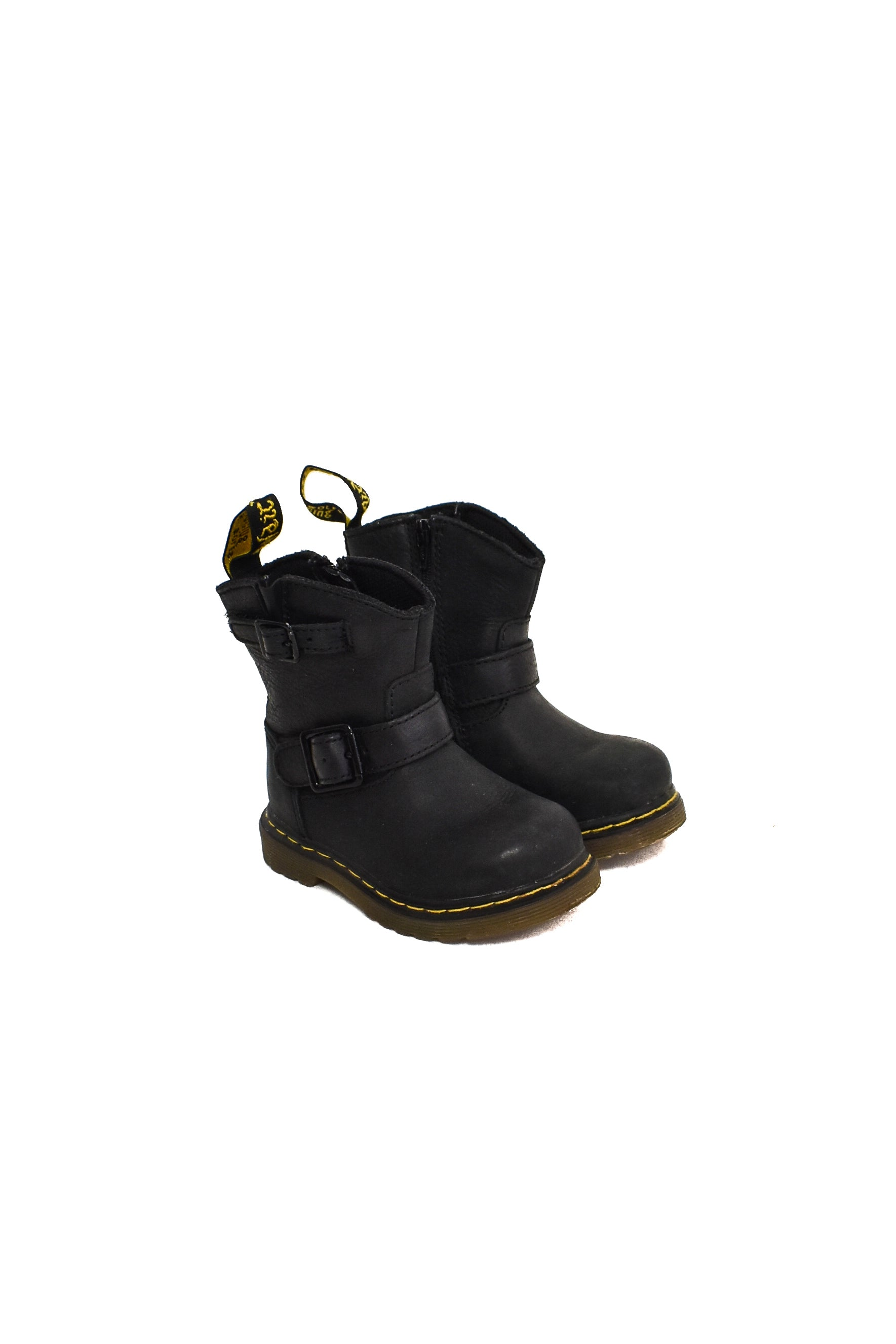 10007612 Dr. Martens Baby~Boots 18-24M (UK 5) at Retykle