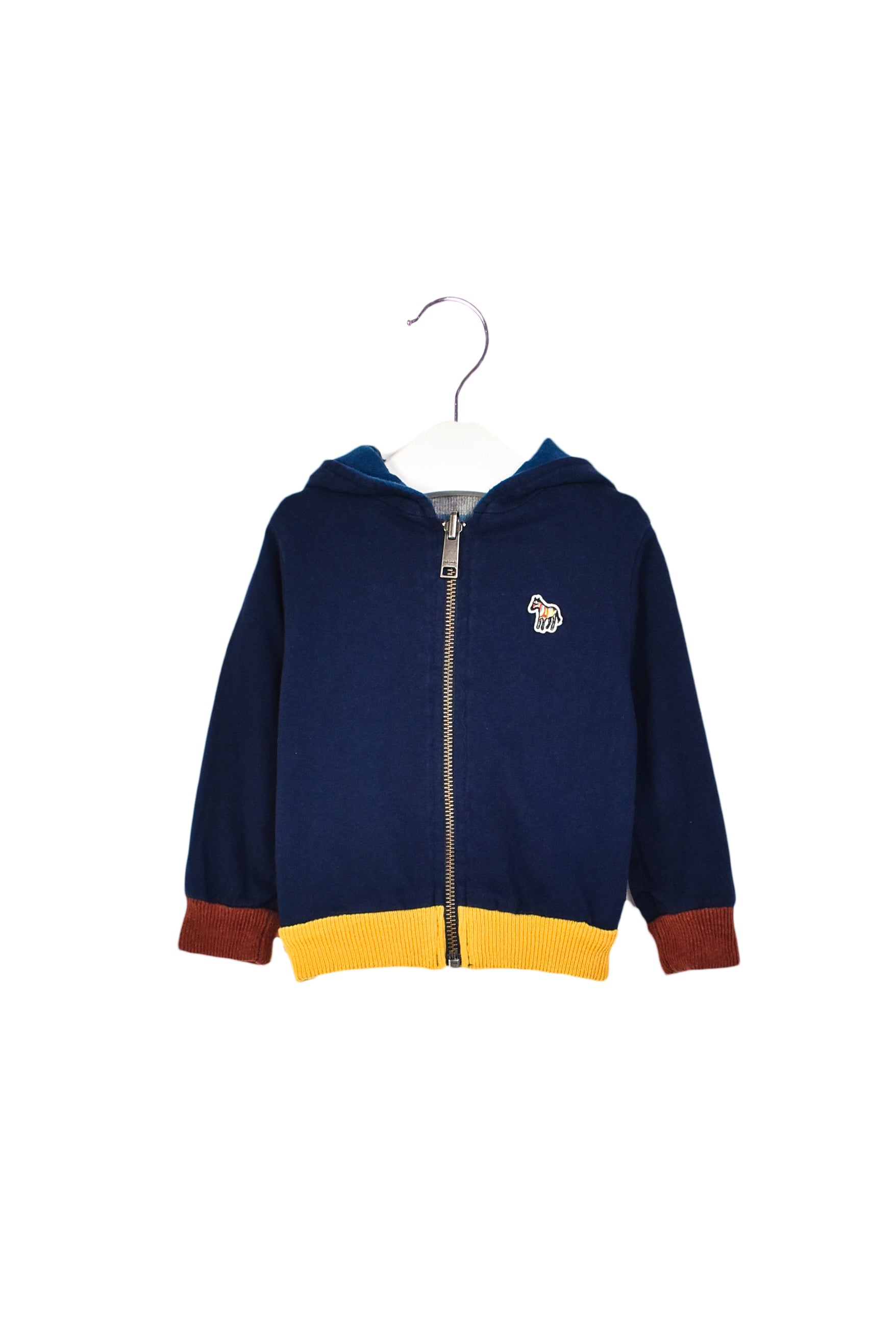 10013240 Paul Smith Baby~Cardigan 6M (Reversible) at Retykle