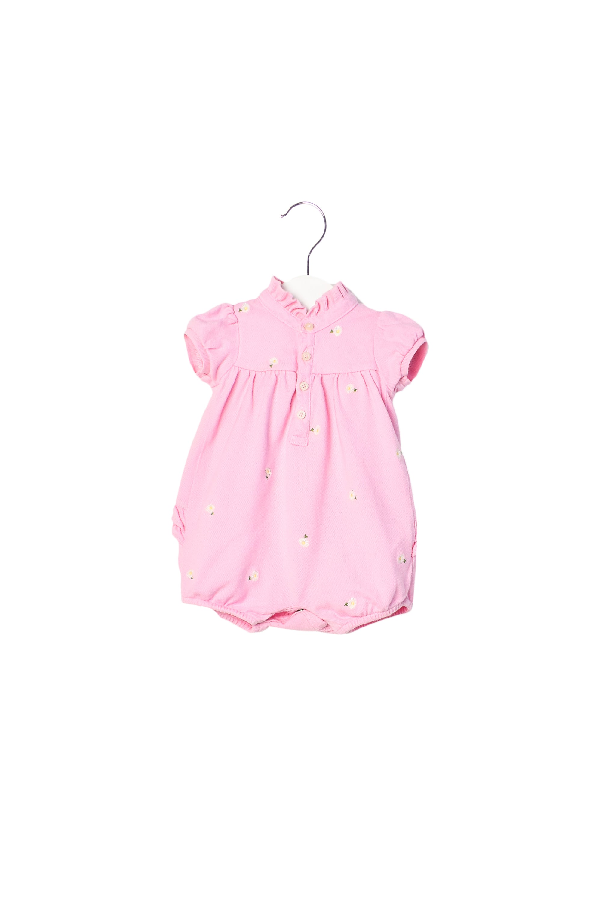 10007688 Ralph Lauren Baby ~ Romper 3M at Retykle