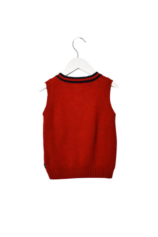 10009968 Nautica Baby~Knitted Vest 12M at Retykle
