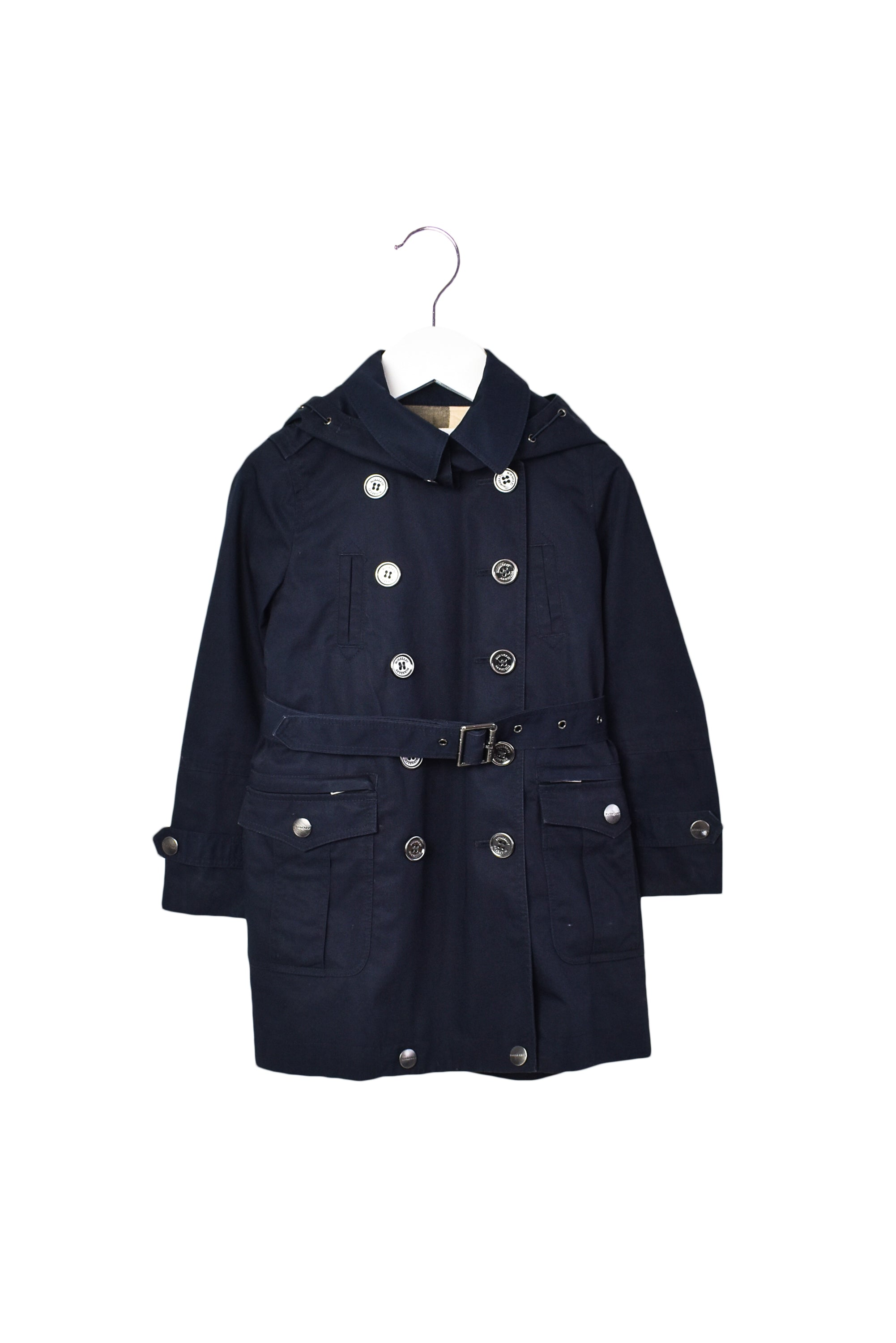 10007778 Burberry Kids~ Coat 3T at Retykle