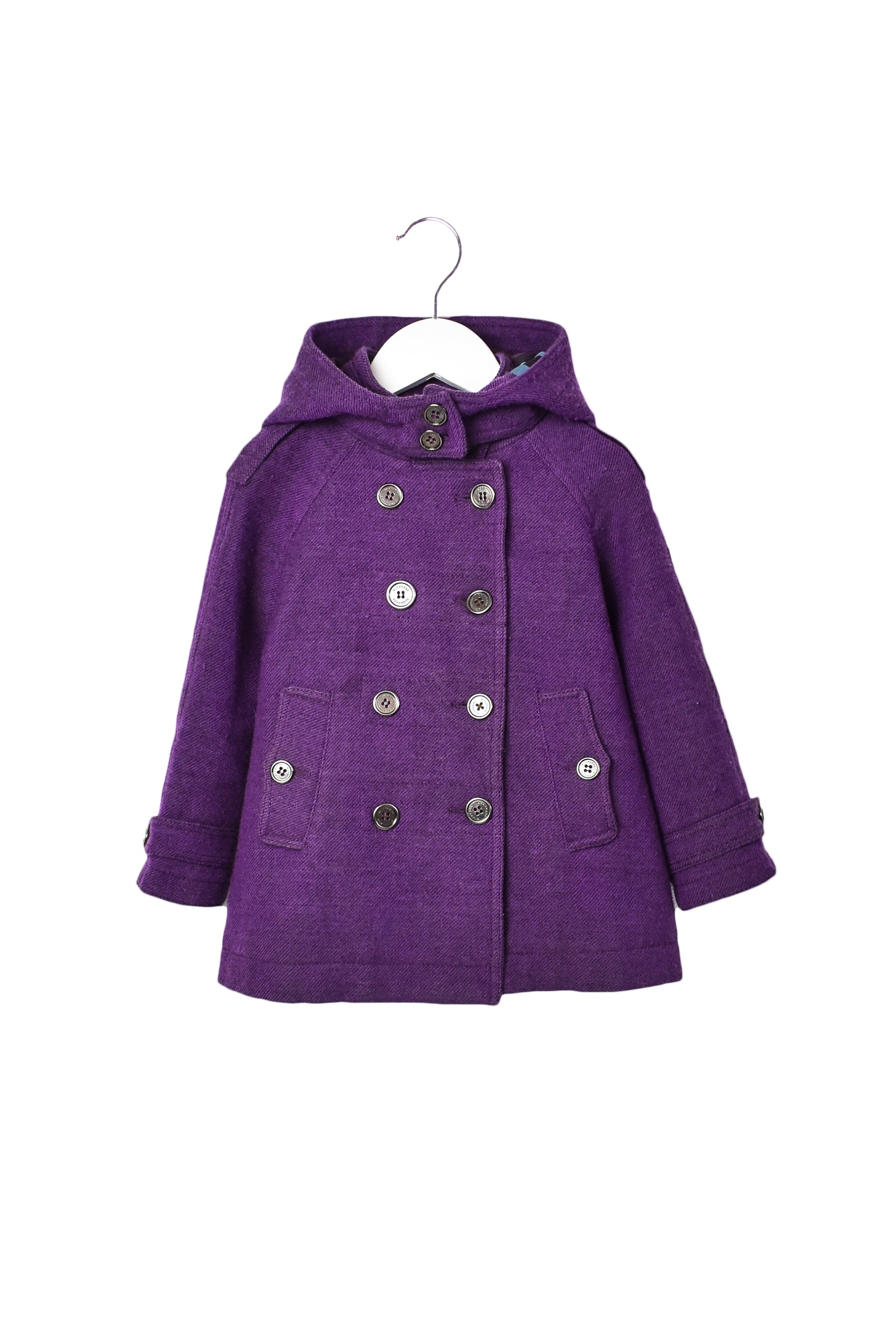 10007780 Burberry Kids~ Coat 4T at Retykle