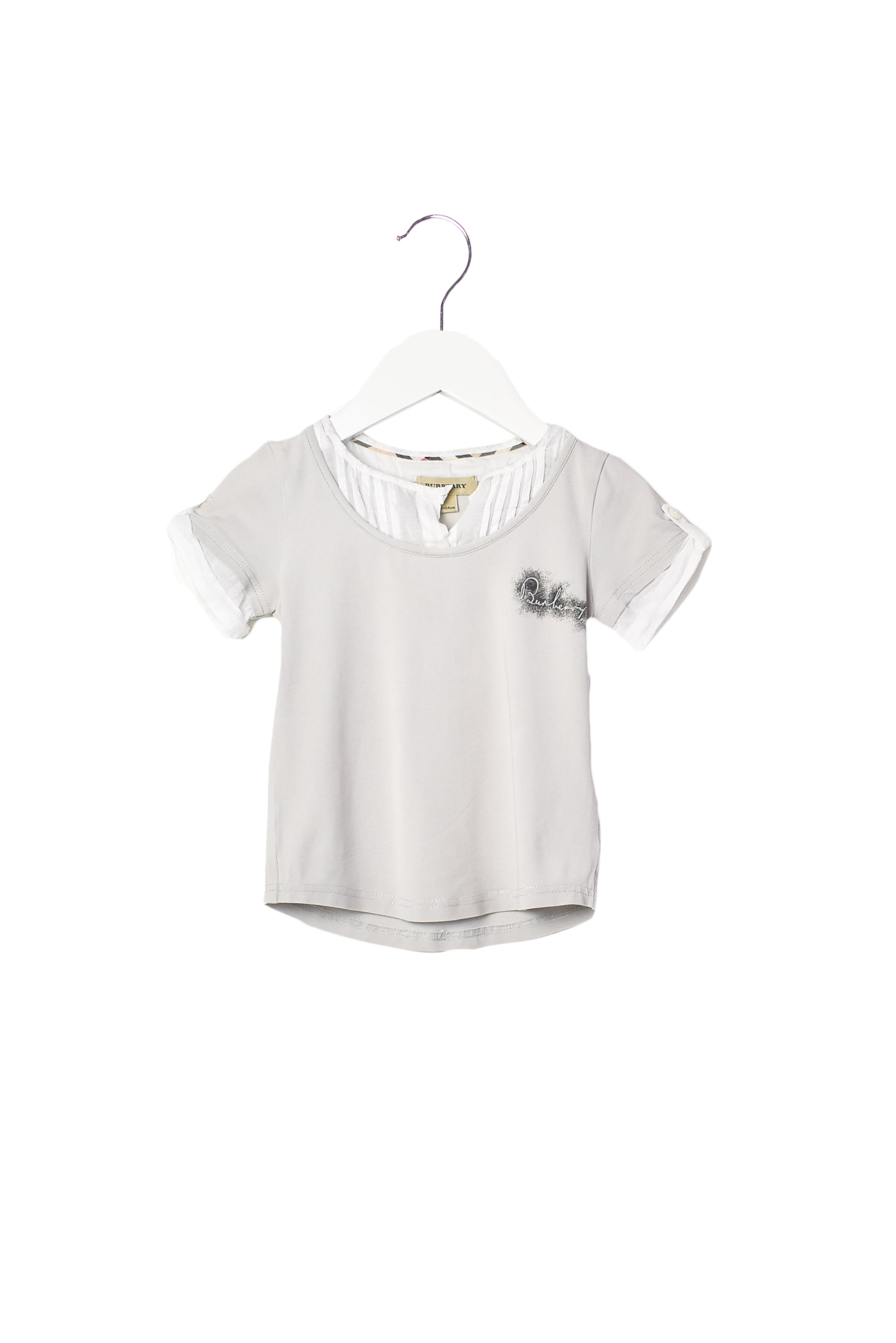 10007789 Burberry Kids~ Top 4T at Retykle