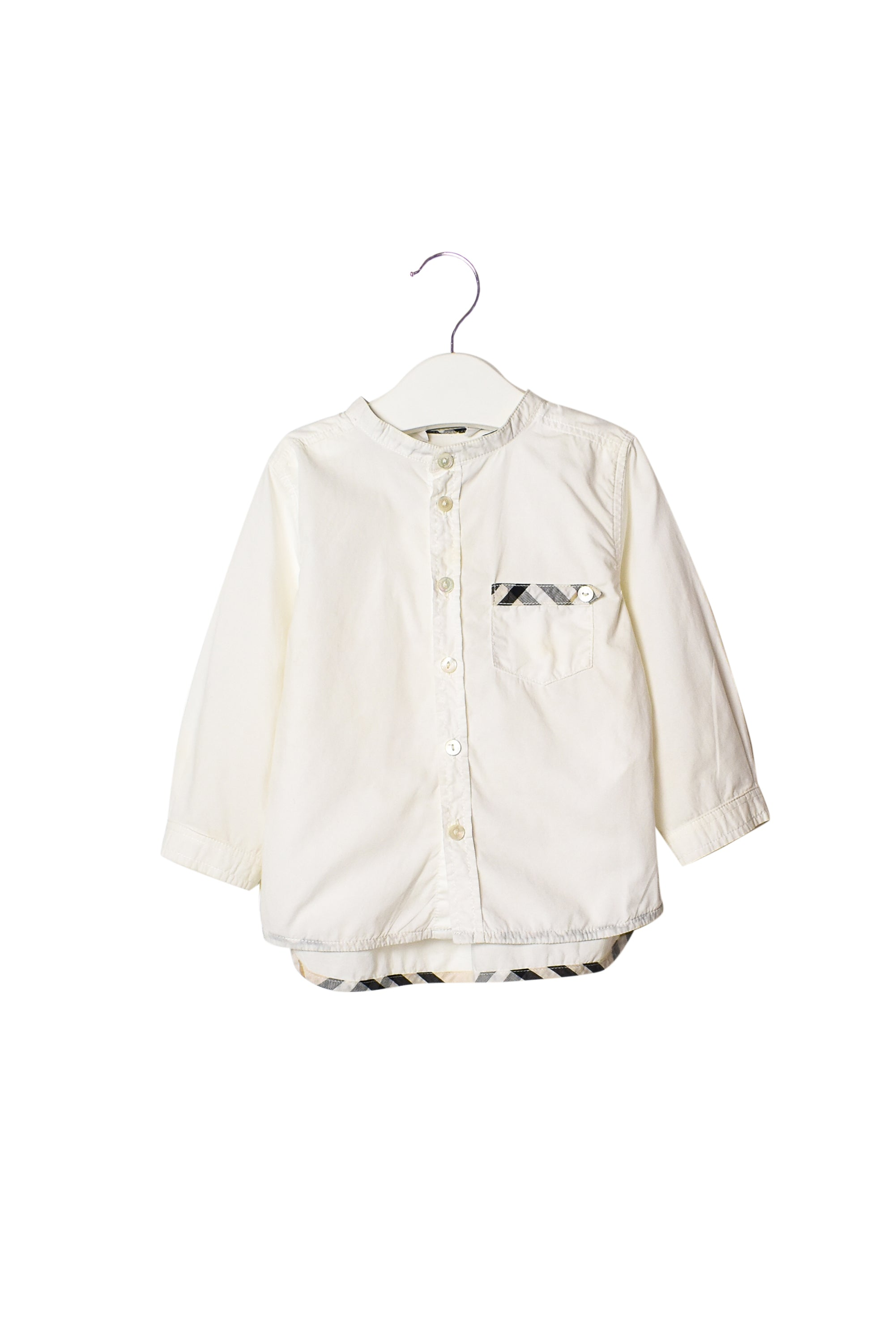 10007809 Burberry Baby~ Shirt 18M at Retykle