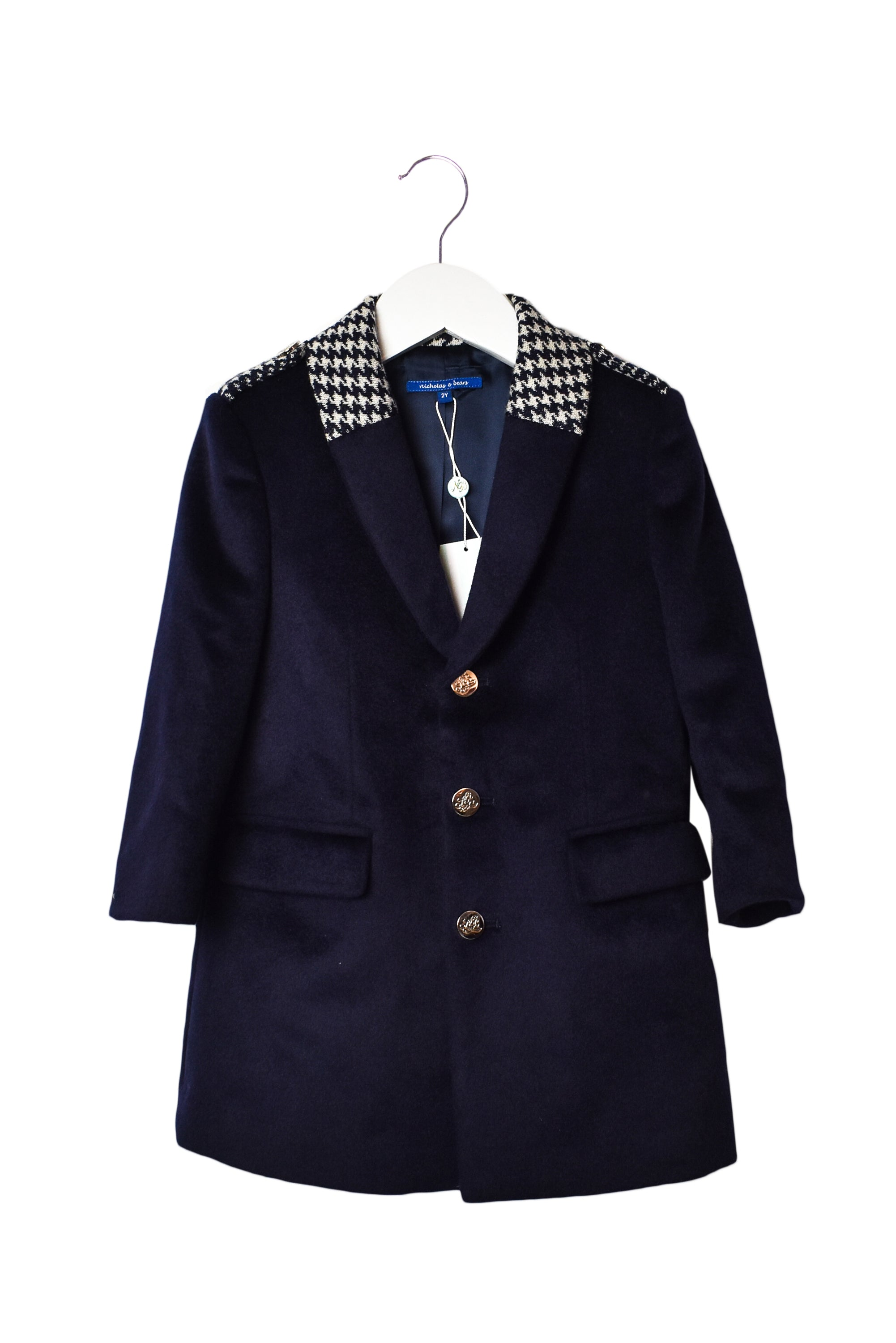 10007821 Nicholas & Bears Kids~ Coat 2T at Retykle