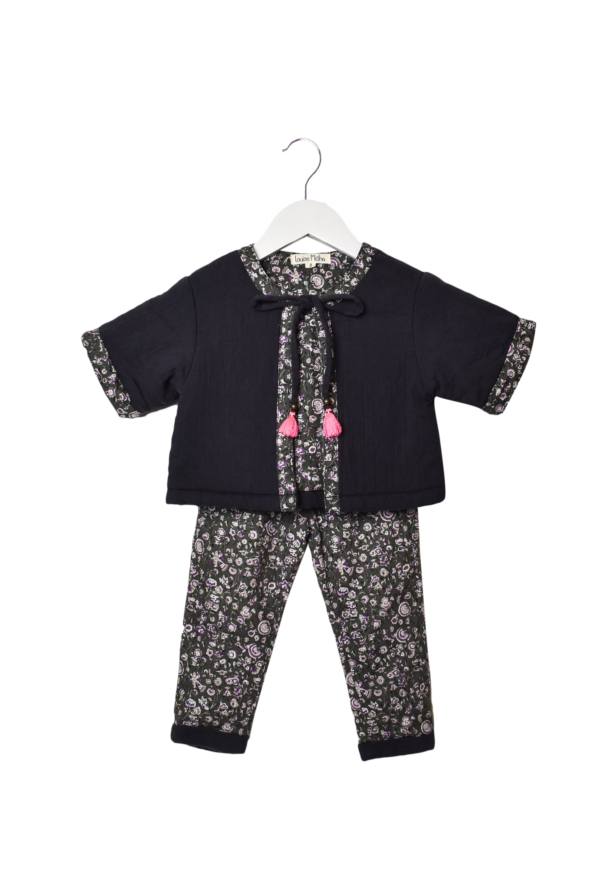 10007929 Louise Misha Kids~ Jacket and Pants 2T at Retykle