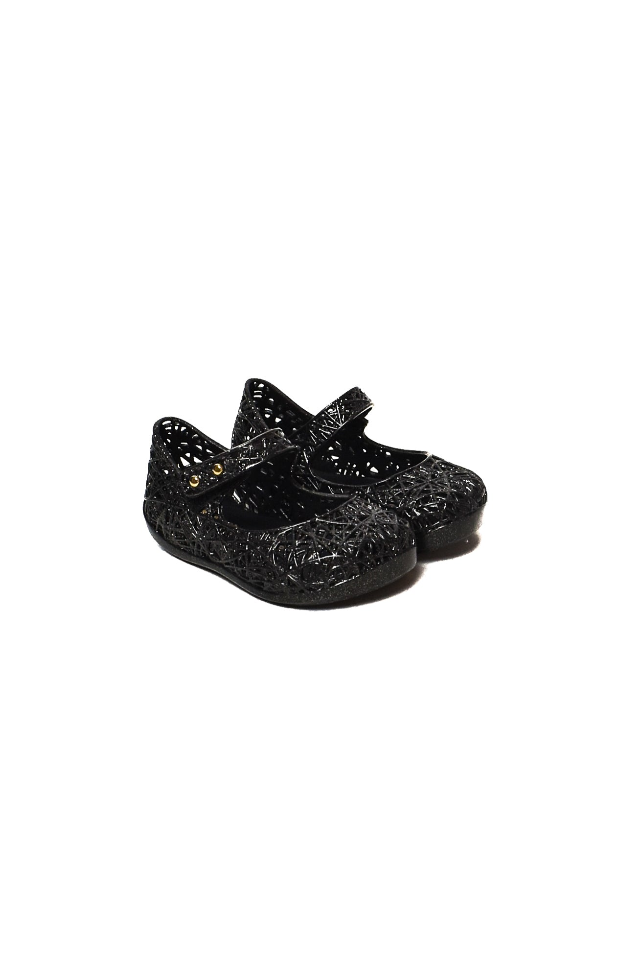 10007894 Mini Melissa Baby~ Shoes 12-18M (EU 19/20) at Retykle
