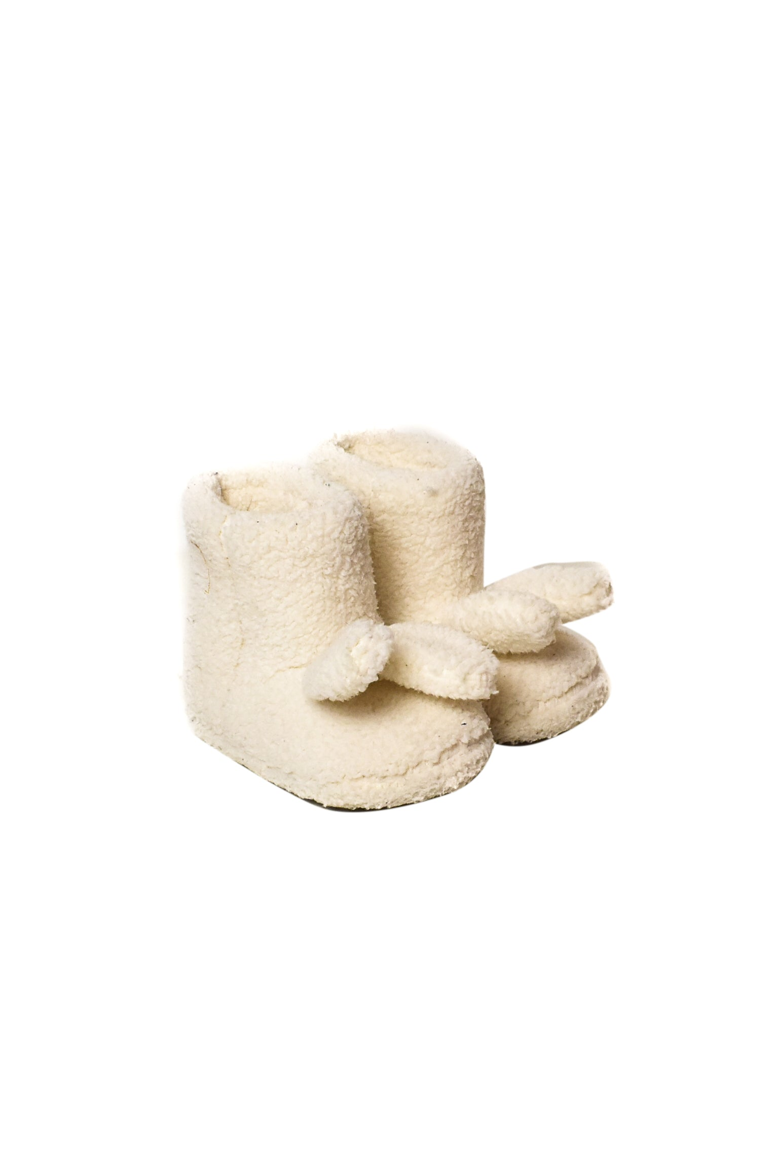 10008643 The Little White Company Kids~Slipper Boots 4-5T at Retykle