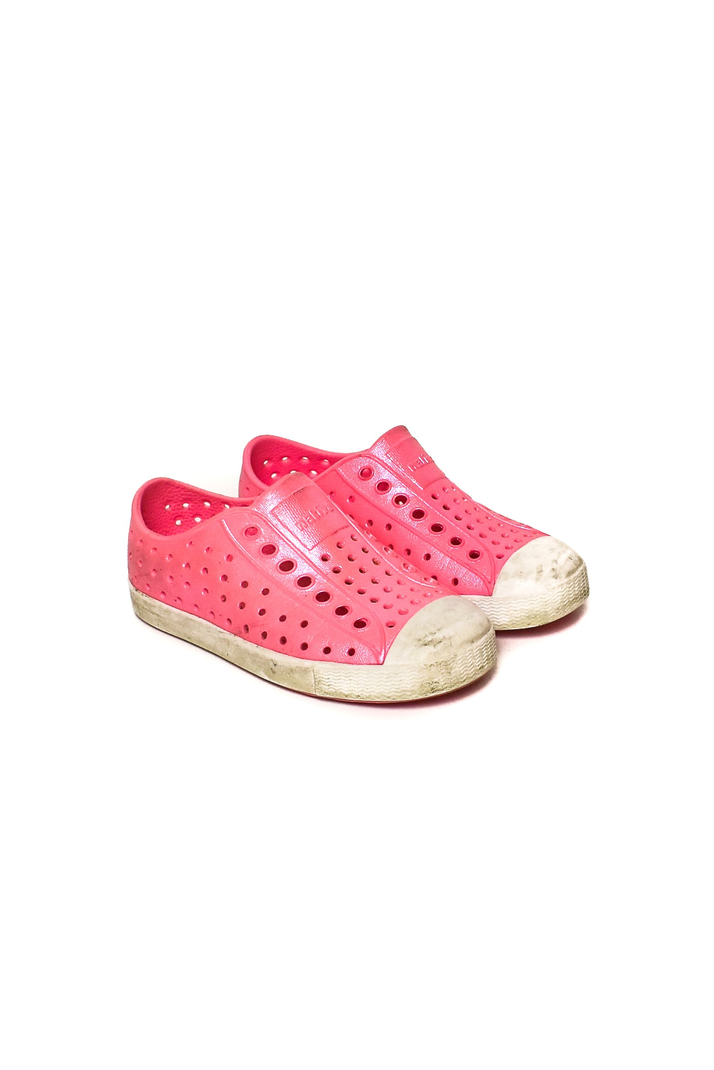 10007654 Native Shoes Kids ~ Shoes 4T (US 10) at Retykle