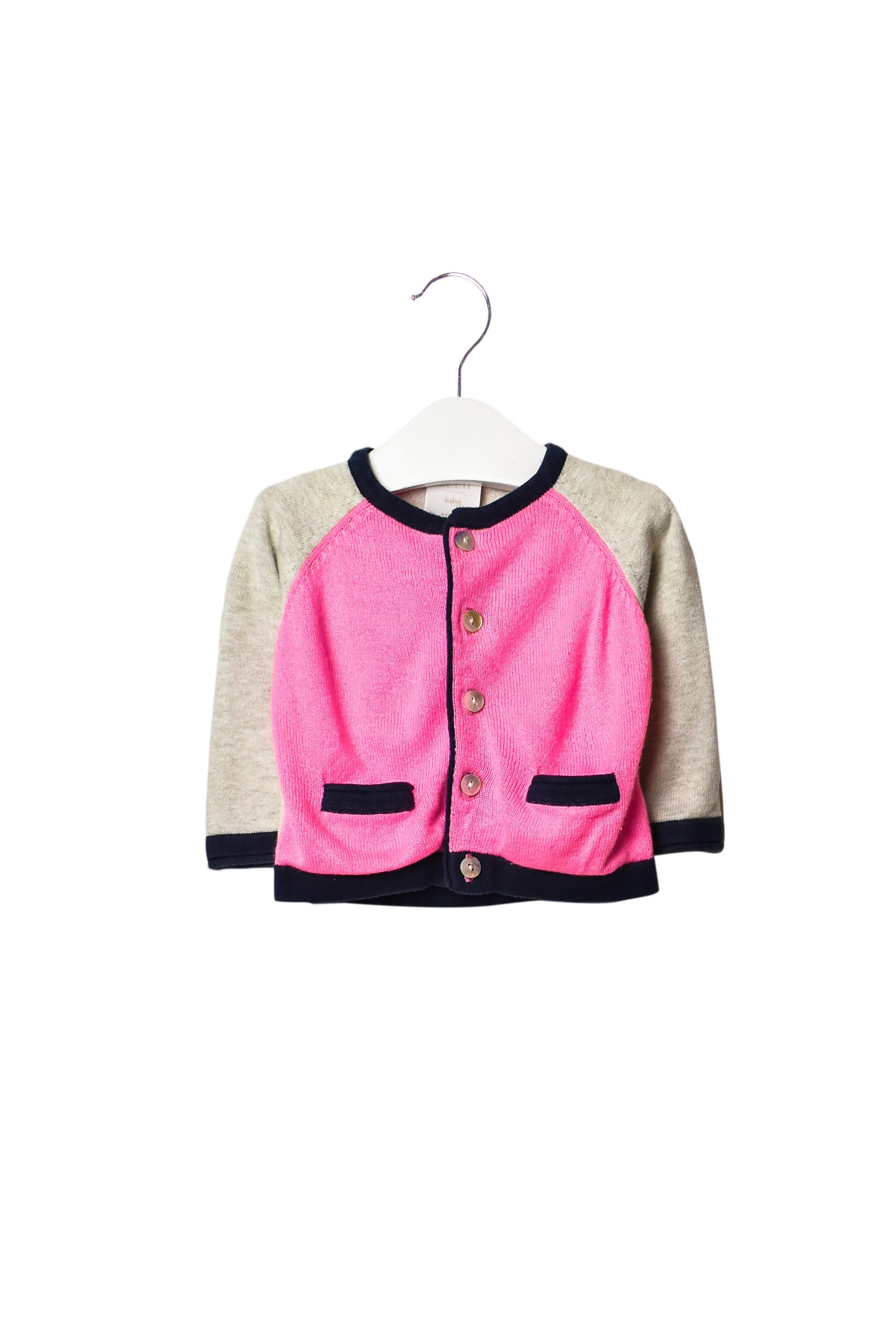10007970 Seed Baby~ Cardigan 0-3M at Retykle