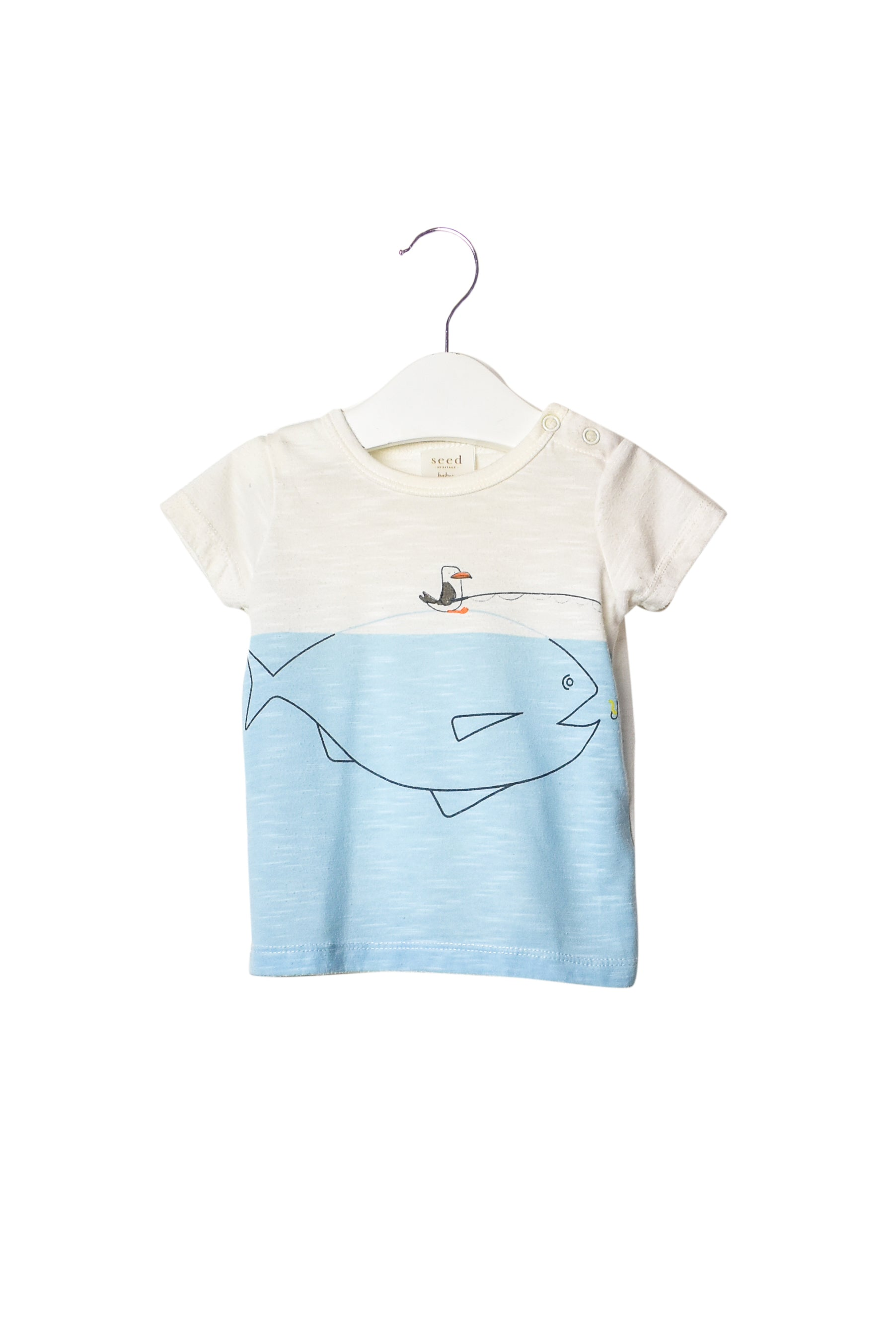10007976 Seed Baby~ T-Shirt 0-3M at Retykle