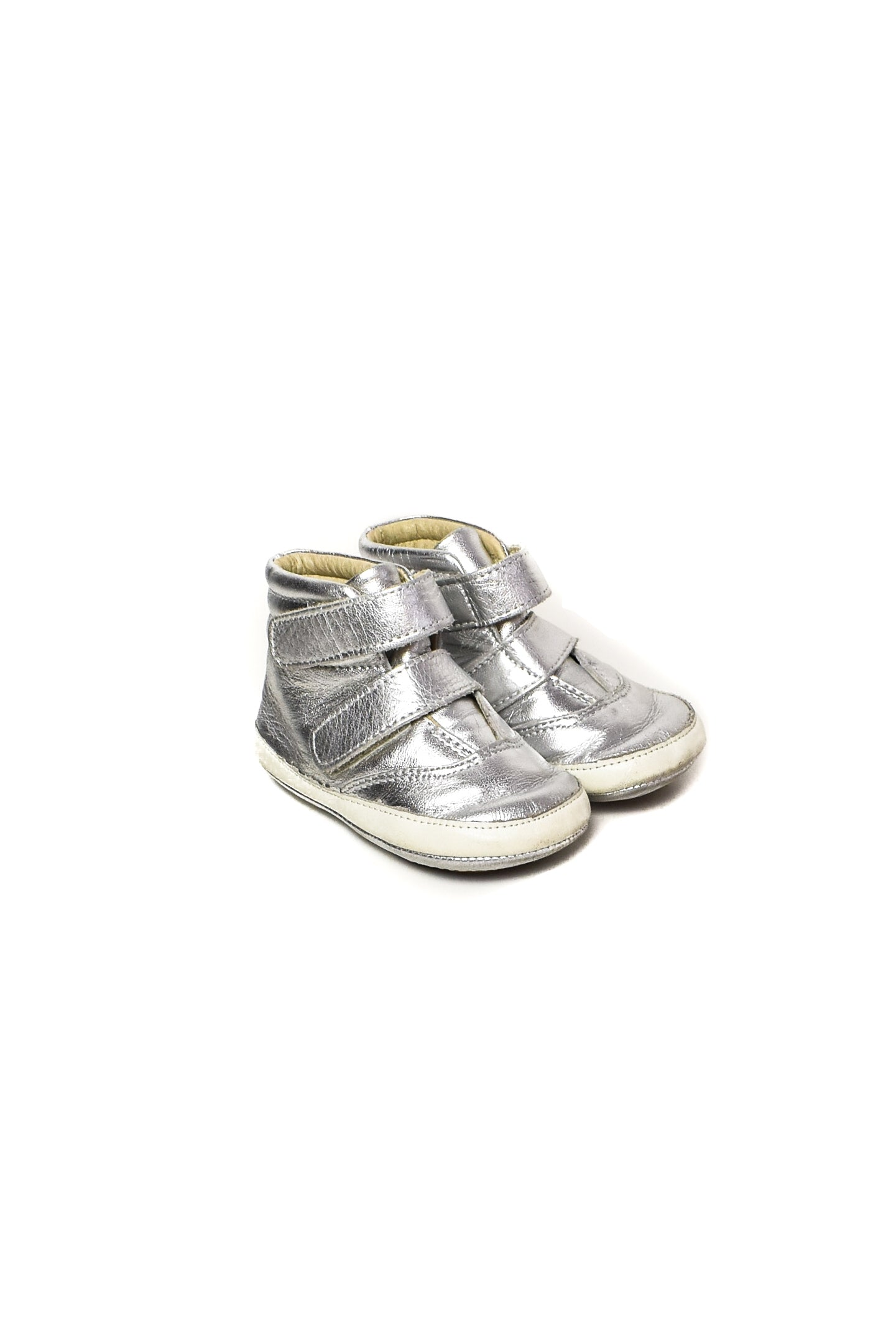 10007997 Old Soles Baby~ Shoes 12-15M (EU 21) at Retykle